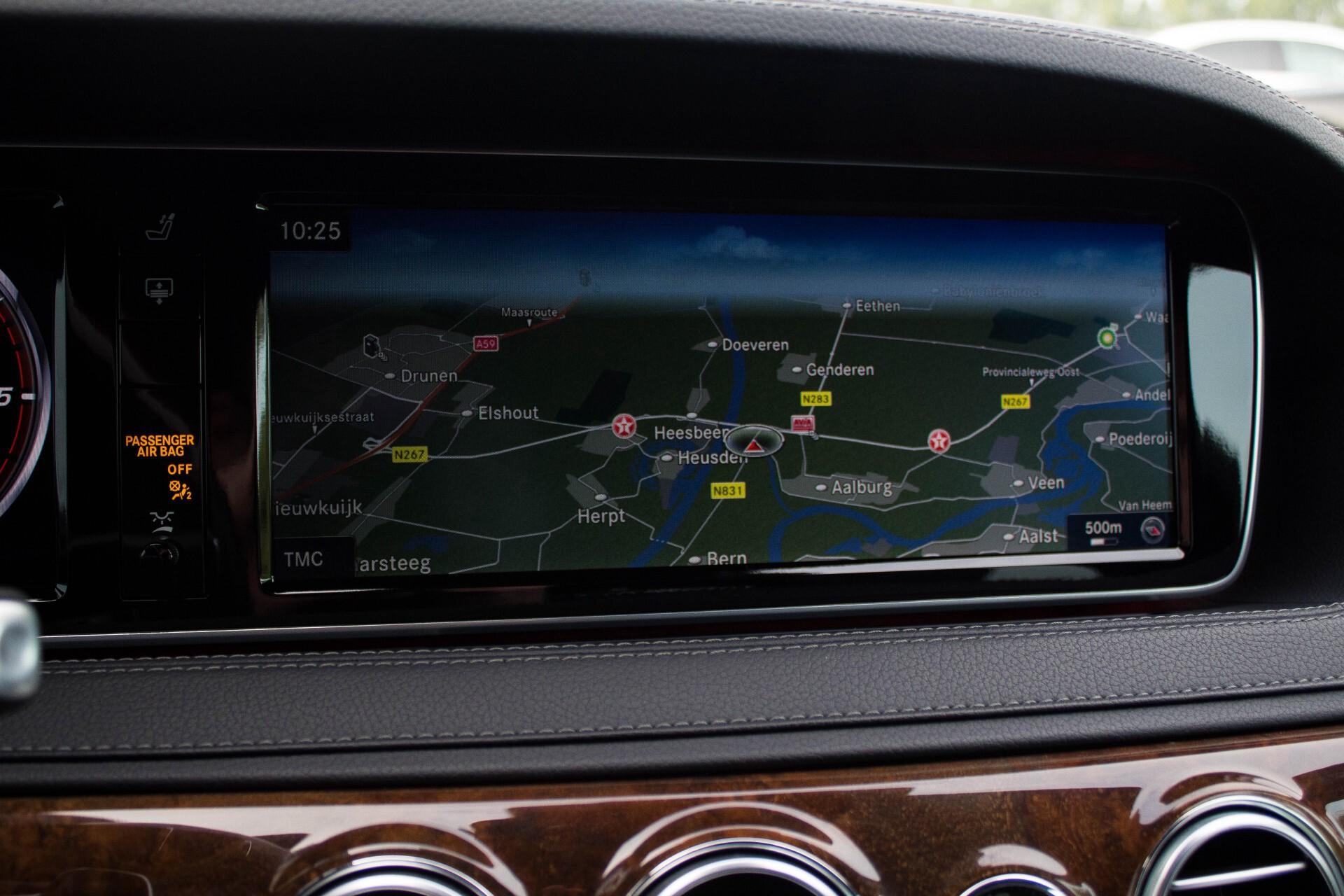 "Mercedes-Benz S-Klasse 350 Bluetec Massage/Keyless/Rij-assistentie/Panorama/Nightvision/19"" Aut7 Foto 11"
