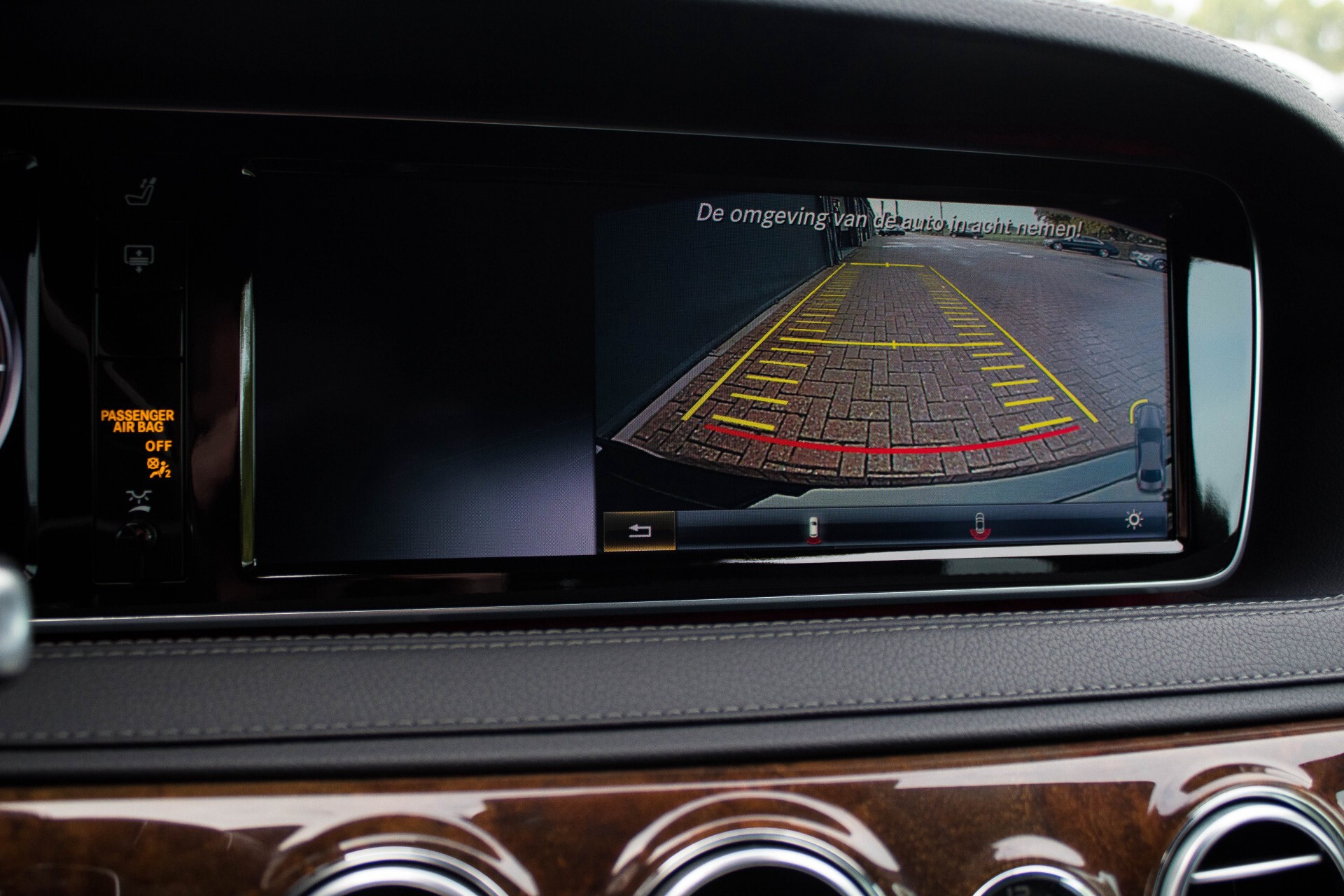 "Mercedes-Benz S-Klasse 350 Bluetec Massage/Keyless/Rij-assistentie/Panorama/Nightvision/19"" Aut7 Foto 12"