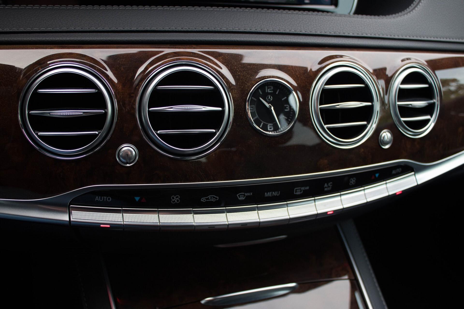 "Mercedes-Benz S-Klasse 350 Bluetec Massage/Keyless/Rij-assistentie/Panorama/Nightvision/19"" Aut7 Foto 14"