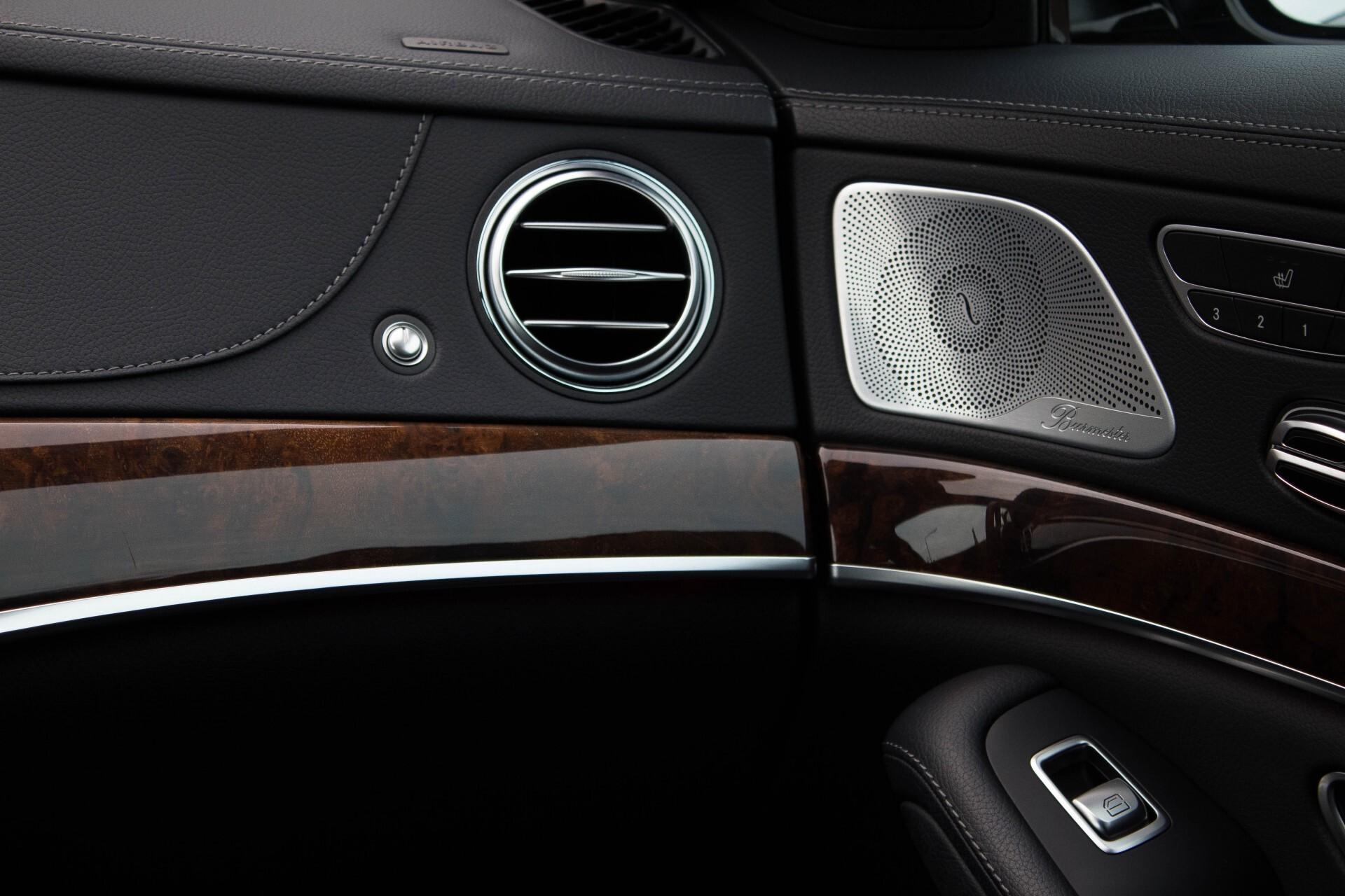 "Mercedes-Benz S-Klasse 350 Bluetec Massage/Keyless/Rij-assistentie/Panorama/Nightvision/19"" Aut7 Foto 15"