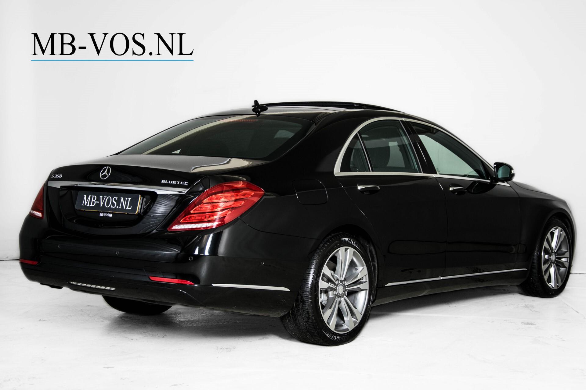 "Mercedes-Benz S-Klasse 350 Bluetec Massage/Keyless/Rij-assistentie/Panorama/Nightvision/19"" Aut7 Foto 2"