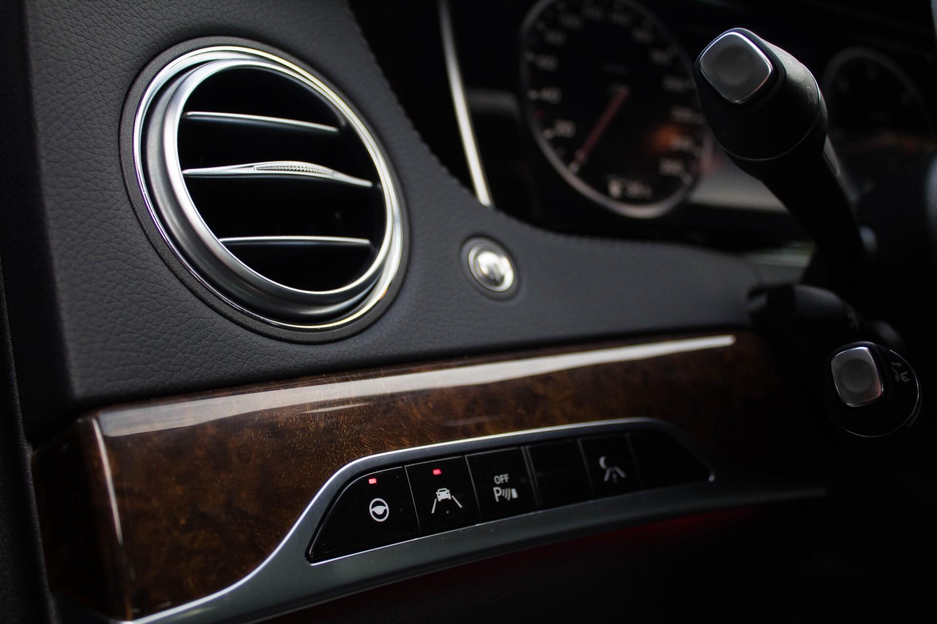 "Mercedes-Benz S-Klasse 350 Bluetec Massage/Keyless/Rij-assistentie/Panorama/Nightvision/19"" Aut7 Foto 27"