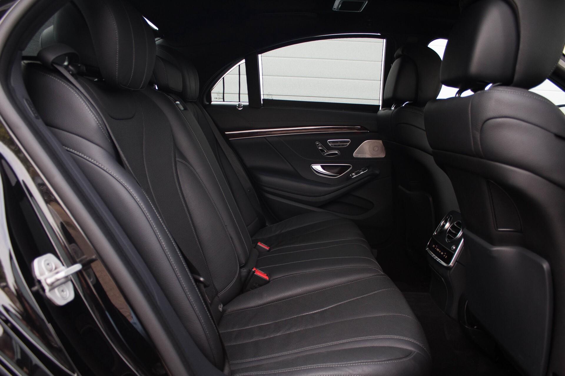 "Mercedes-Benz S-Klasse 350 Bluetec Massage/Keyless/Rij-assistentie/Panorama/Nightvision/19"" Aut7 Foto 4"
