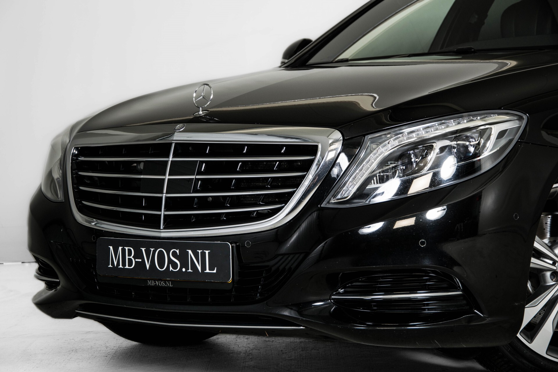 "Mercedes-Benz S-Klasse 350 Bluetec Massage/Keyless/Rij-assistentie/Panorama/Nightvision/19"" Aut7 Foto 41"