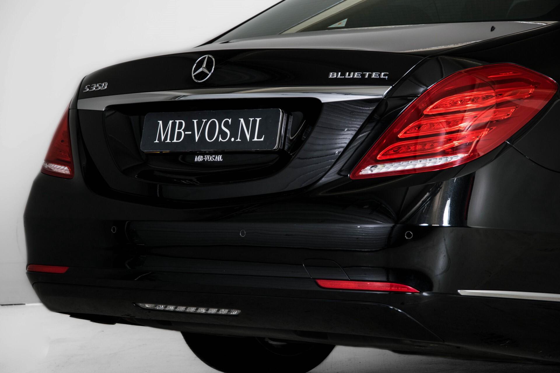 "Mercedes-Benz S-Klasse 350 Bluetec Massage/Keyless/Rij-assistentie/Panorama/Nightvision/19"" Aut7 Foto 42"