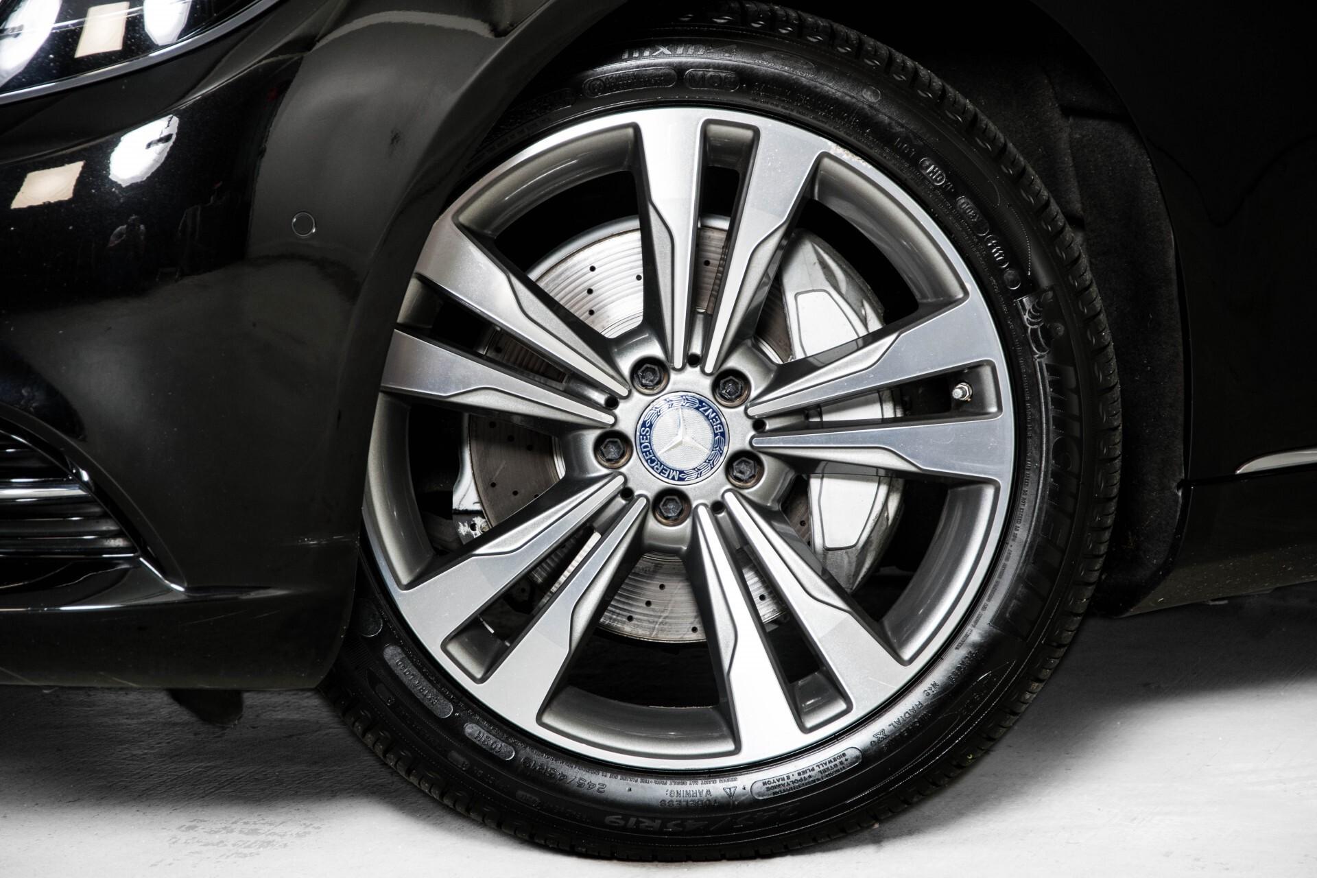 "Mercedes-Benz S-Klasse 350 Bluetec Massage/Keyless/Rij-assistentie/Panorama/Nightvision/19"" Aut7 Foto 43"