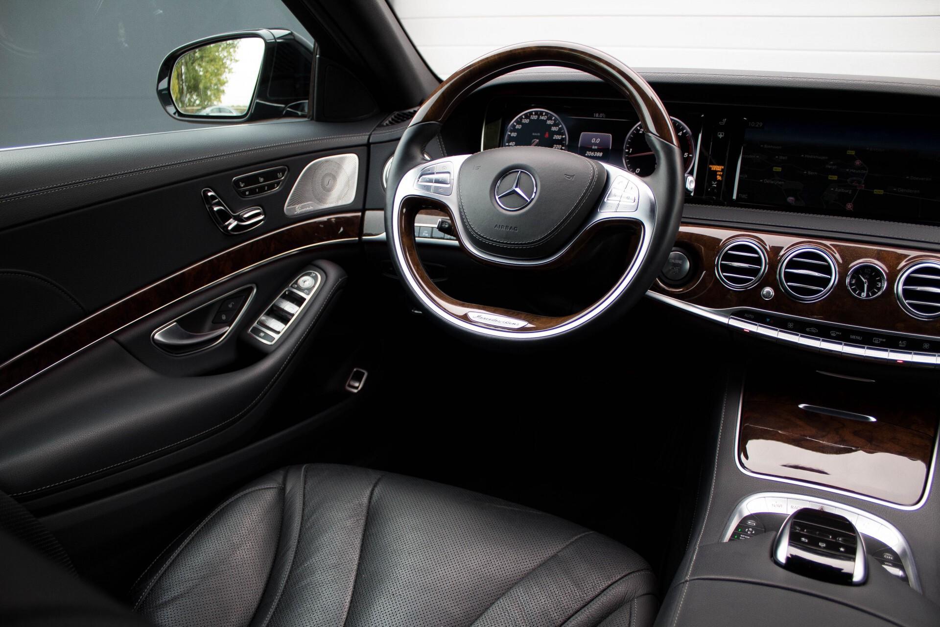 "Mercedes-Benz S-Klasse 350 Bluetec Massage/Keyless/Rij-assistentie/Panorama/Nightvision/19"" Aut7 Foto 6"