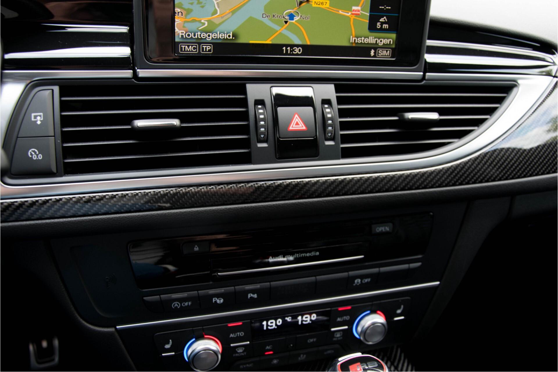 Audi RS6 Avant 4.0 TFSI Quattro B&O/Carbon/Head-Up/Nachtzicht/Exclusive/Camera/Keyless/Pano Aut8 Foto 14