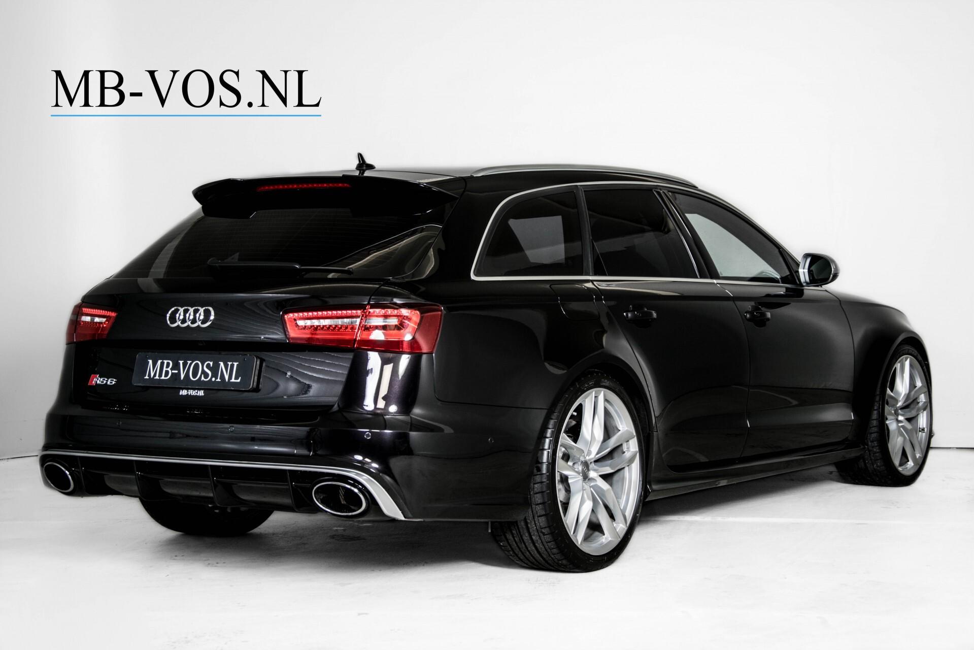 Audi RS6 Avant 4.0 TFSI Quattro B&O/Carbon/Head-Up/Nachtzicht/Exclusive/Camera/Keyless/Pano Aut8 Foto 2