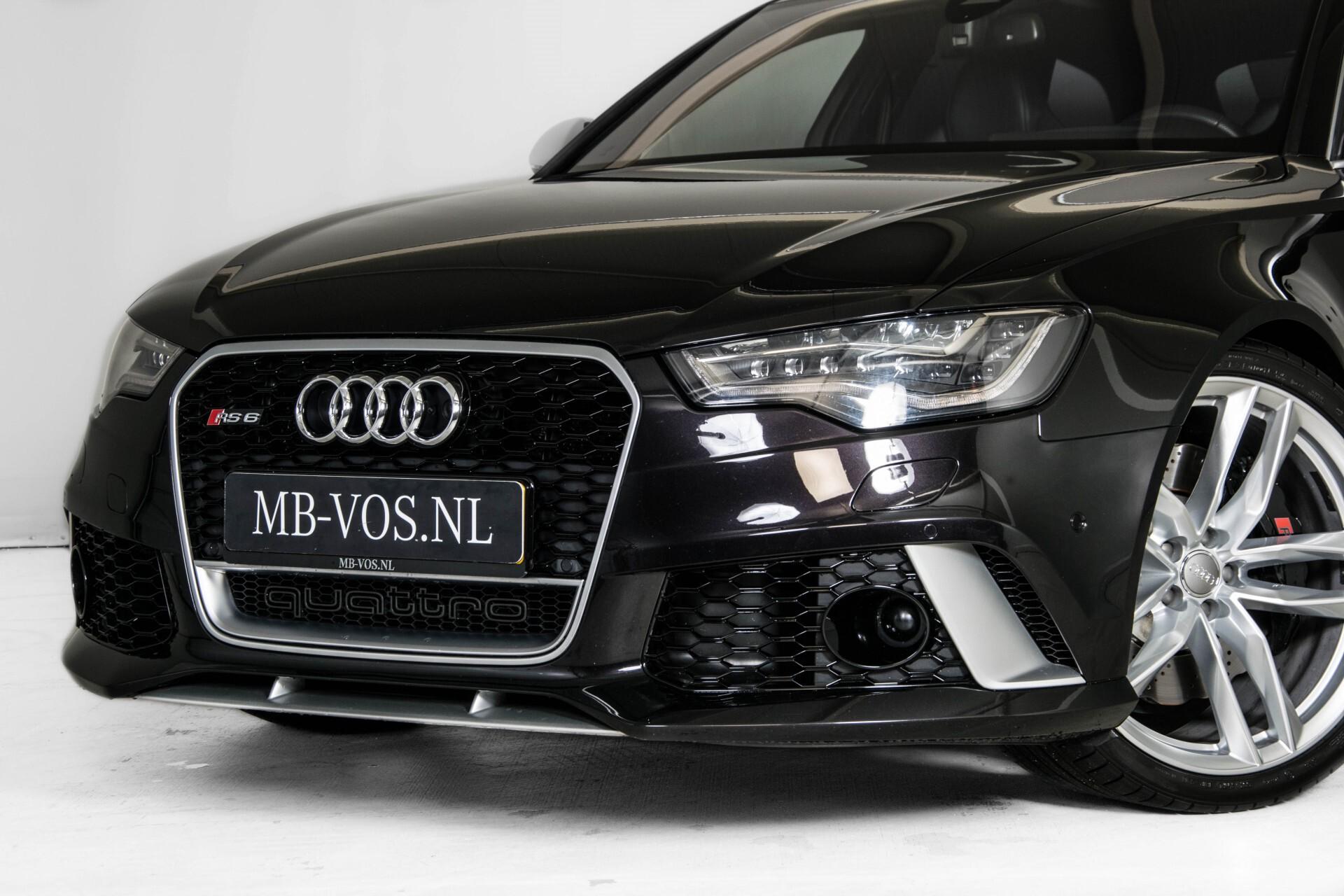 Audi RS6 Avant 4.0 TFSI Quattro B&O/Carbon/Head-Up/Nachtzicht/Exclusive/Camera/Keyless/Pano Aut8 Foto 40
