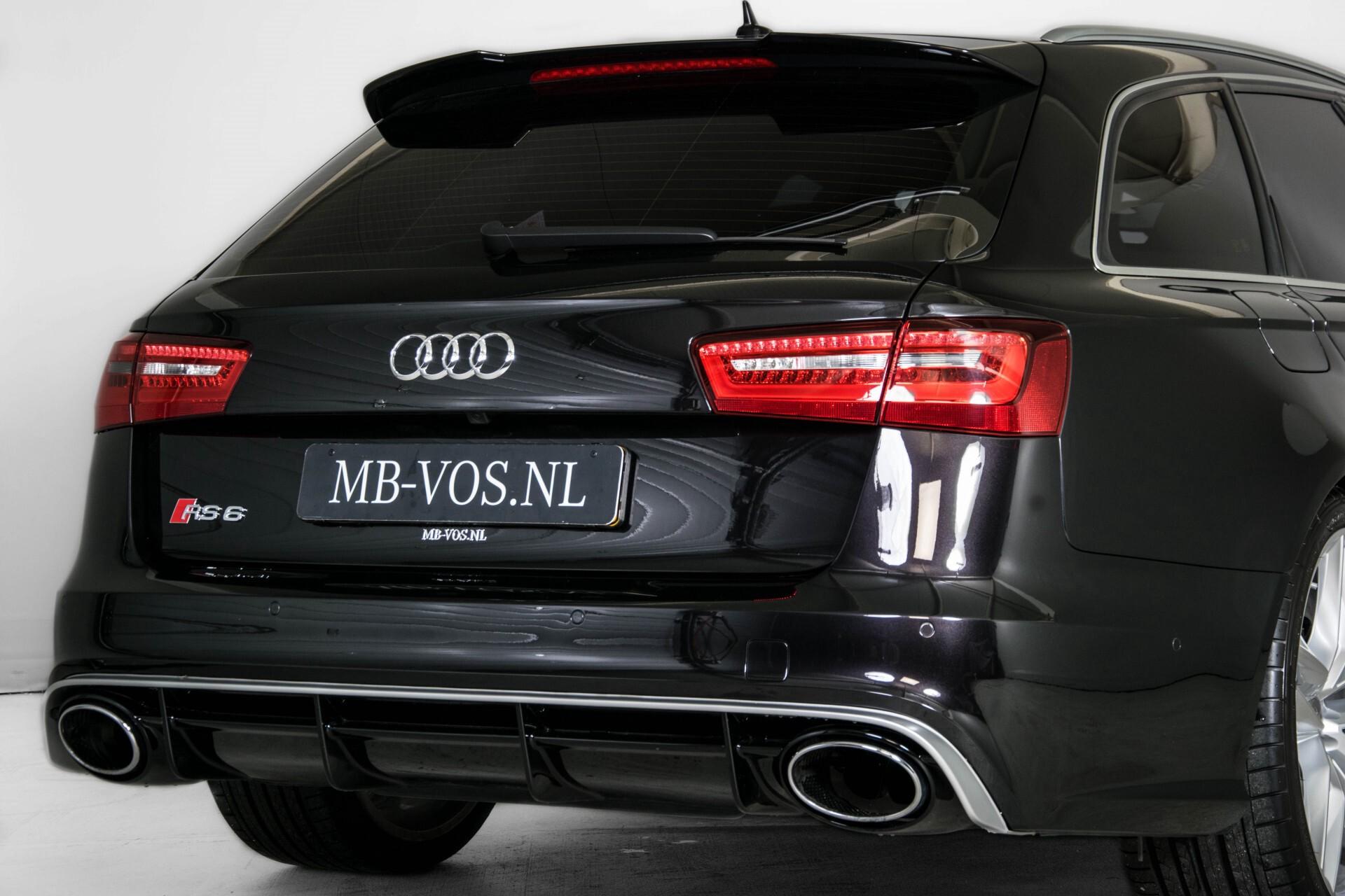Audi RS6 Avant 4.0 TFSI Quattro B&O/Carbon/Head-Up/Nachtzicht/Exclusive/Camera/Keyless/Pano Aut8 Foto 41