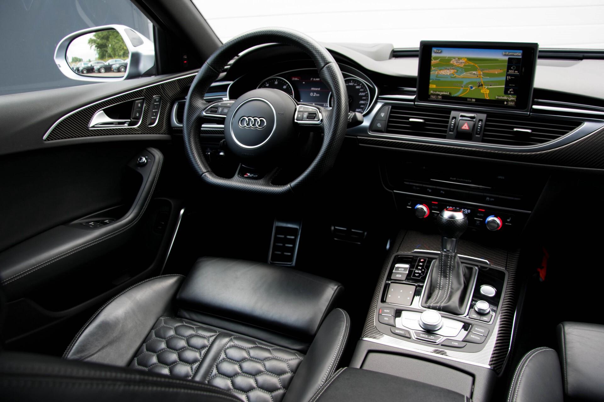 Audi RS6 Avant 4.0 TFSI Quattro B&O/Carbon/Head-Up/Nachtzicht/Exclusive/Camera/Keyless/Pano Aut8 Foto 7