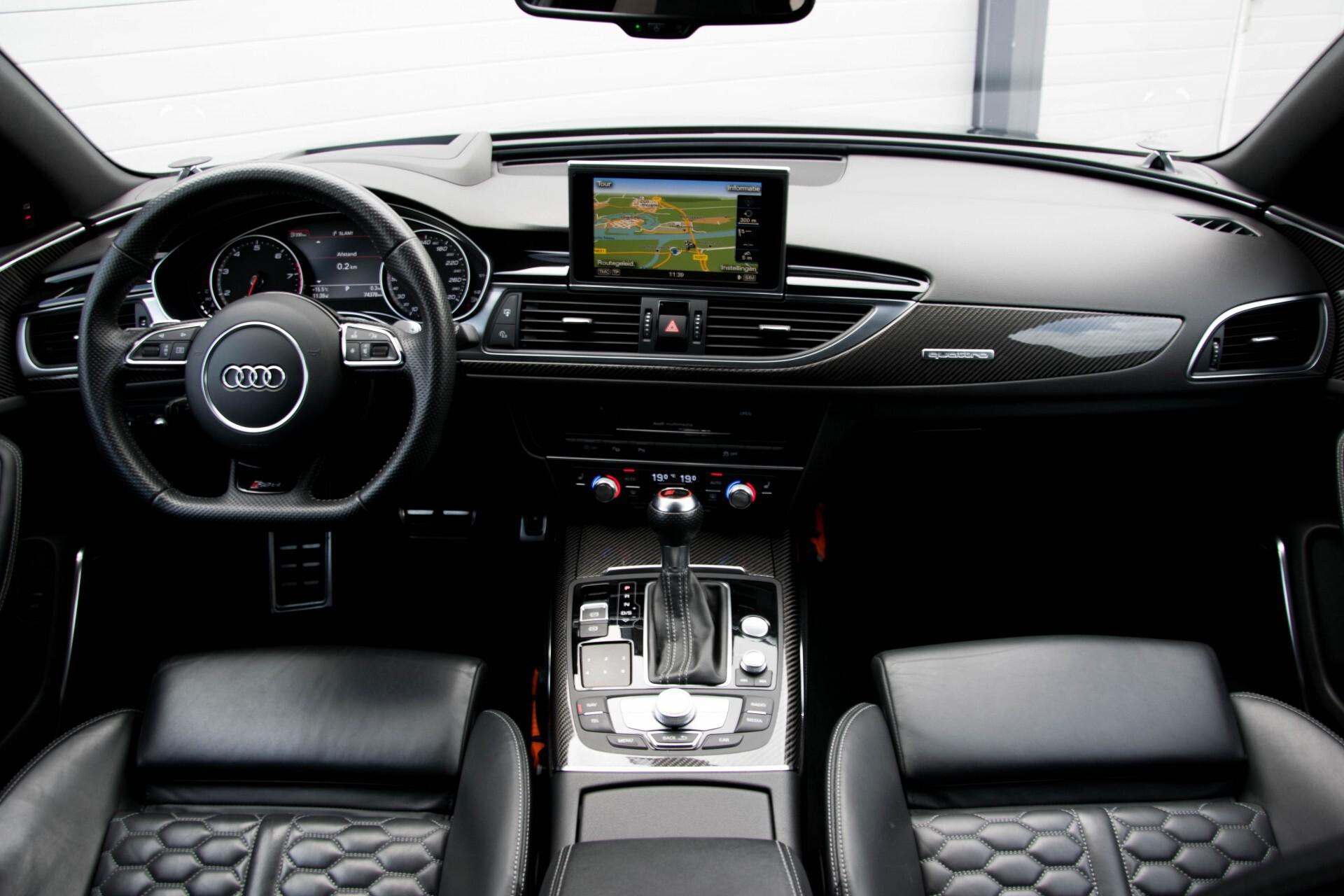 Audi RS6 Avant 4.0 TFSI Quattro B&O/Carbon/Head-Up/Nachtzicht/Exclusive/Camera/Keyless/Pano Aut8 Foto 8