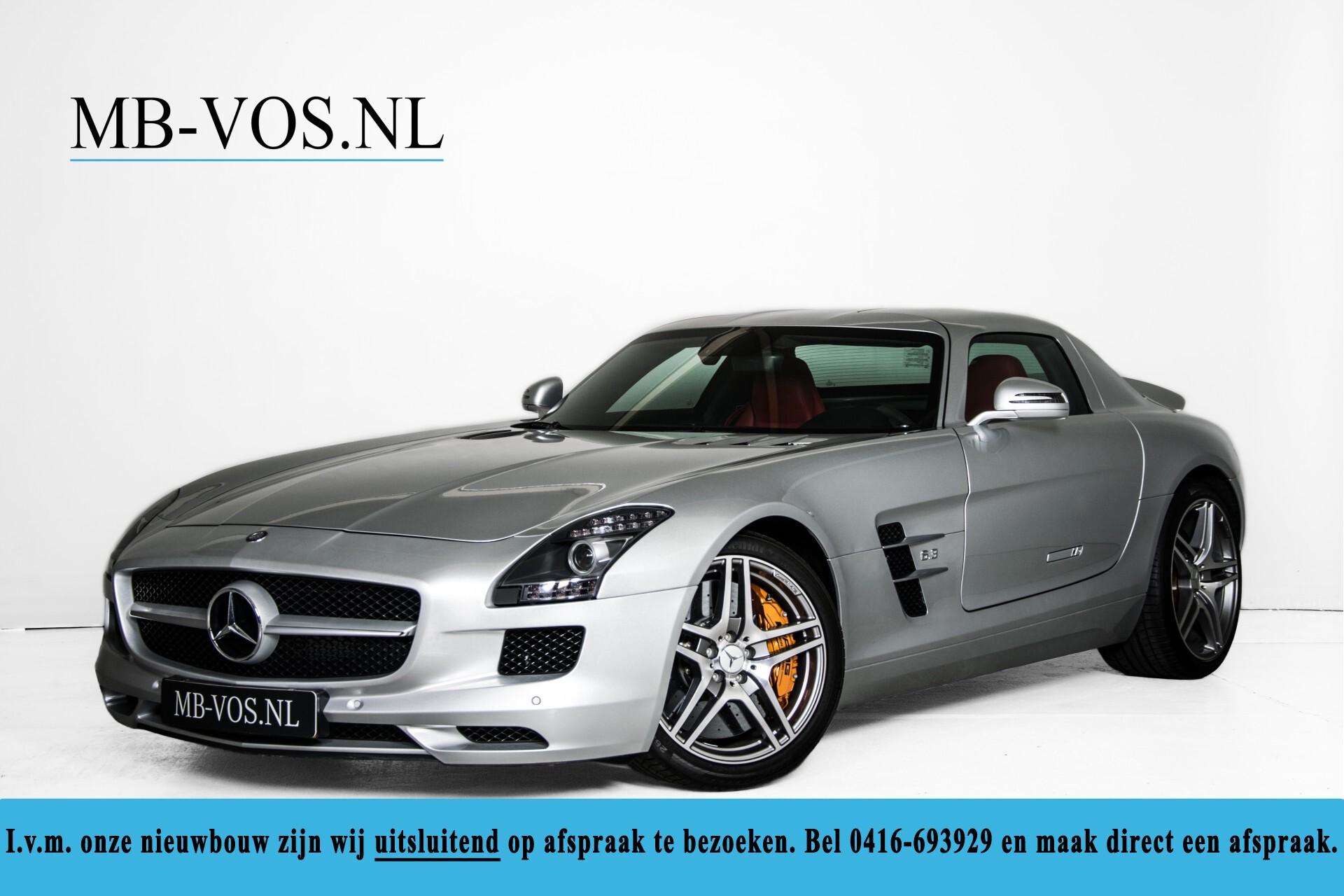 Mercedes-Benz SLS Coupé 6.3 AMG 1ste eigenaar/NL Auto FULL OPTIONS Aut7 Foto 1