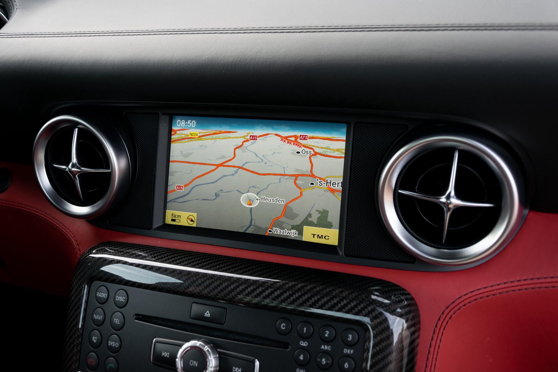 Mercedes-Benz SLS Coupé 6.3 AMG 1ste eigenaar/NL Auto FULL OPTIONS Aut7 Foto 22