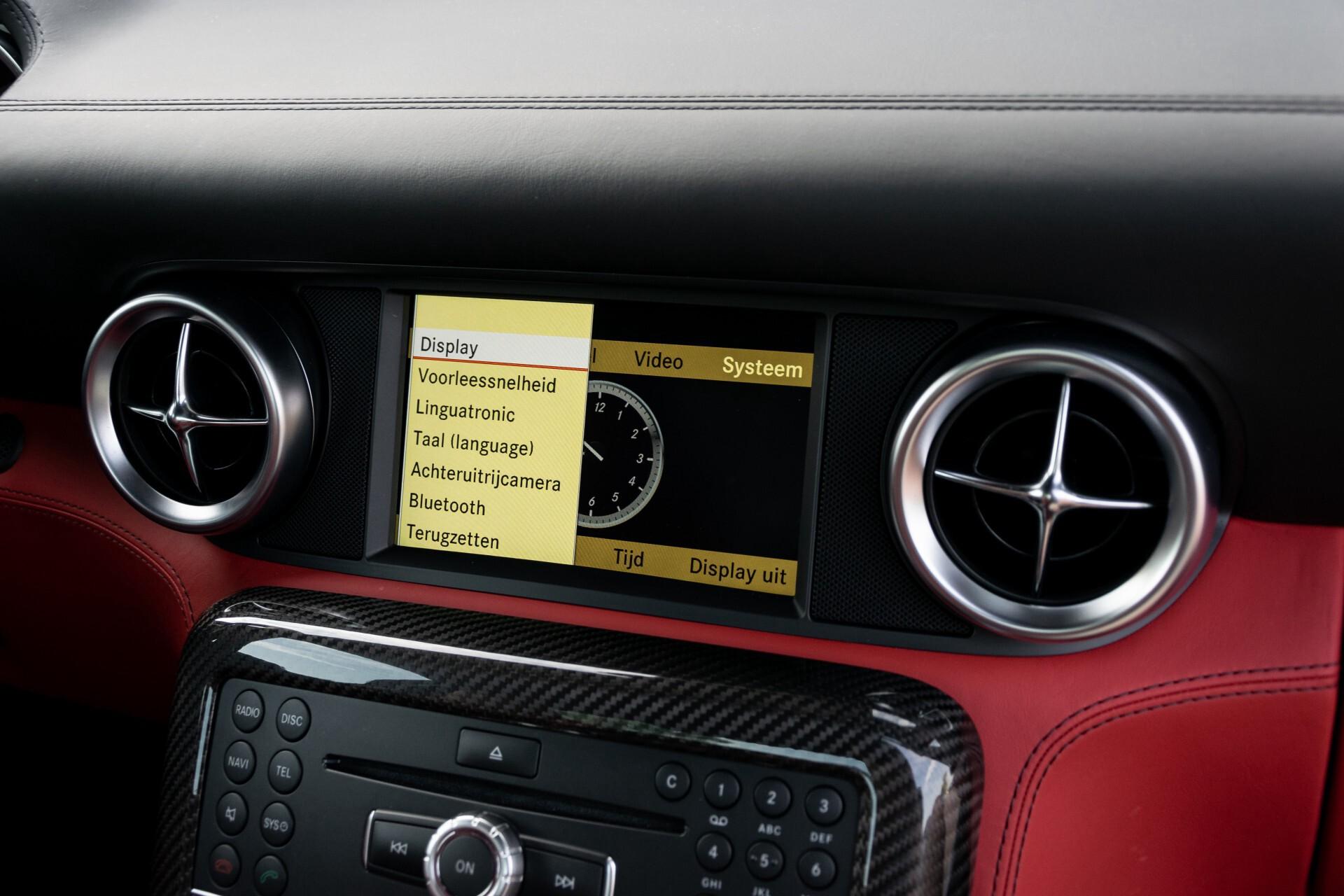 Mercedes-Benz SLS Coupé 6.3 AMG 1ste eigenaar/NL Auto FULL OPTIONS Aut7 Foto 24