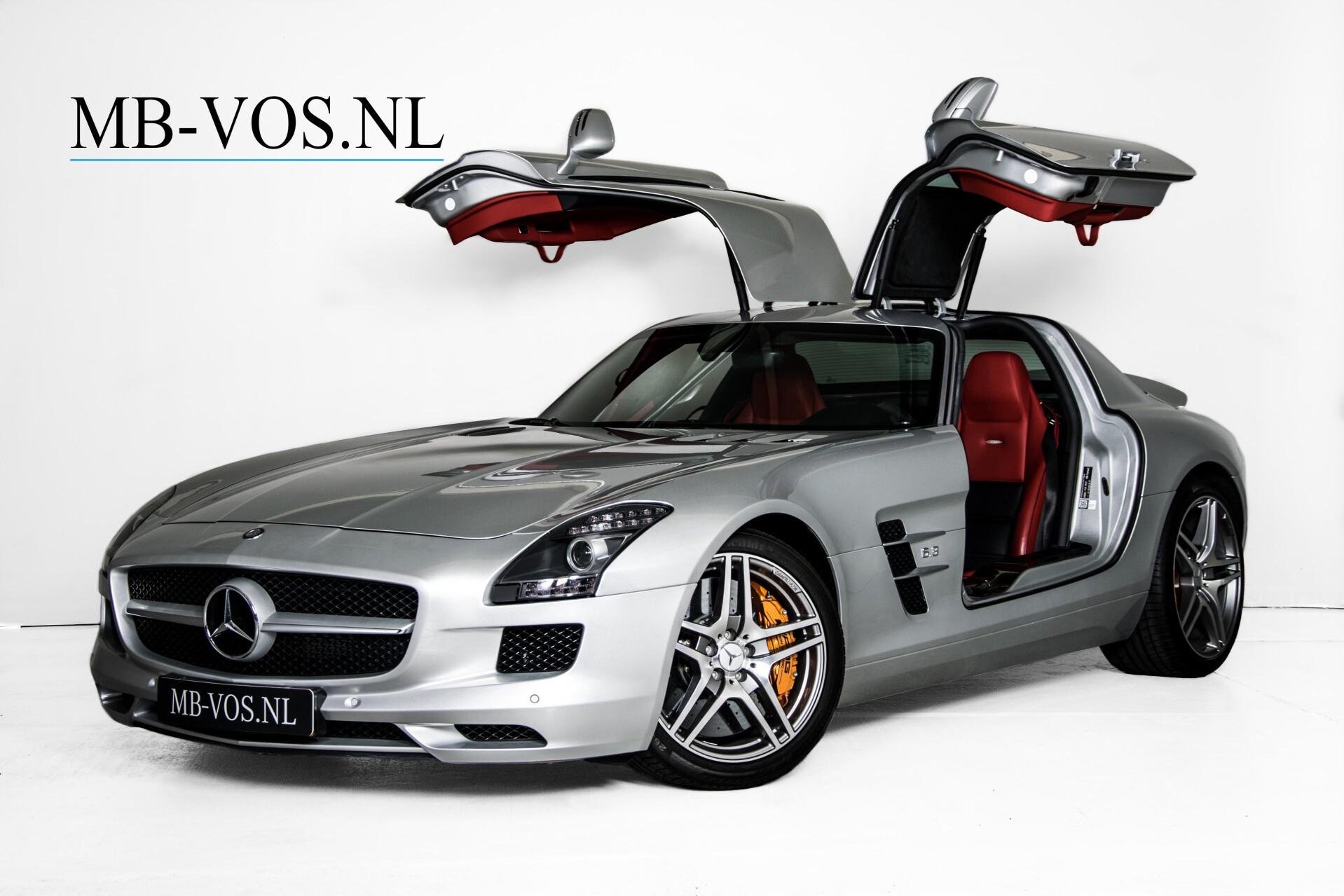Mercedes-Benz SLS Coupé 6.3 AMG 1ste eigenaar/NL Auto FULL OPTIONS Aut7 Foto 3