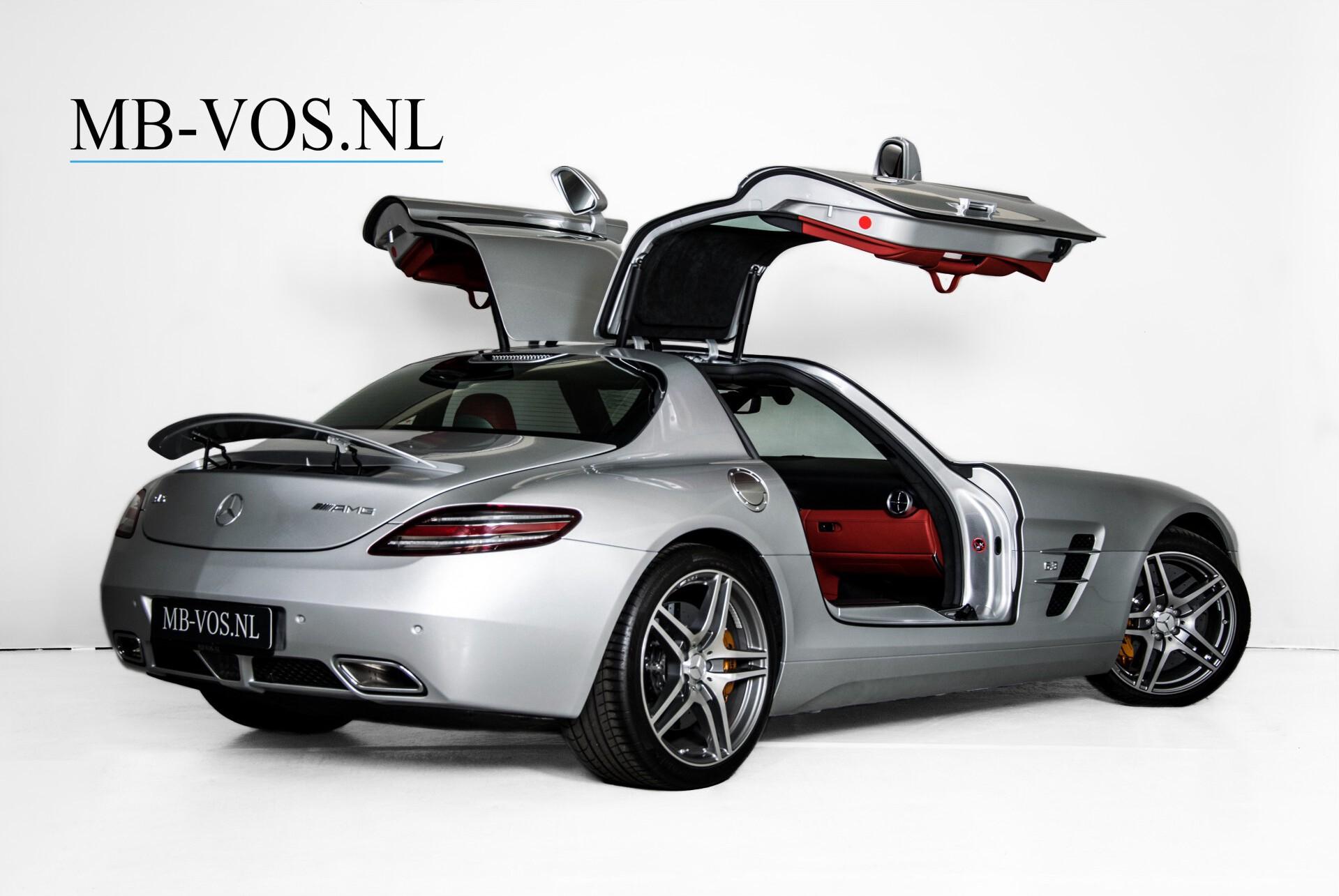 Mercedes-Benz SLS Coupé 6.3 AMG 1ste eigenaar/NL Auto FULL OPTIONS Aut7 Foto 4