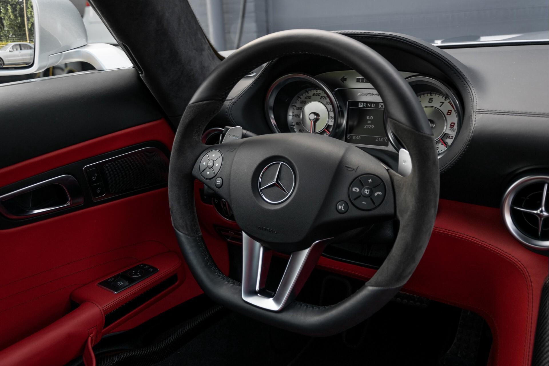 Mercedes-Benz SLS Coupé 6.3 AMG 1ste eigenaar/NL Auto FULL OPTIONS Aut7 Foto 7