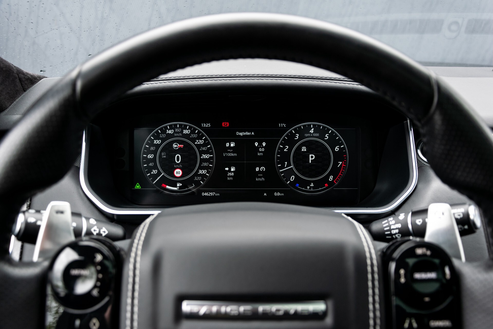 Land Rover Range Rover Sport SVR 5.0 Supercharged 575pk Full Carbon Nieuwprijs €241377 Foto 12