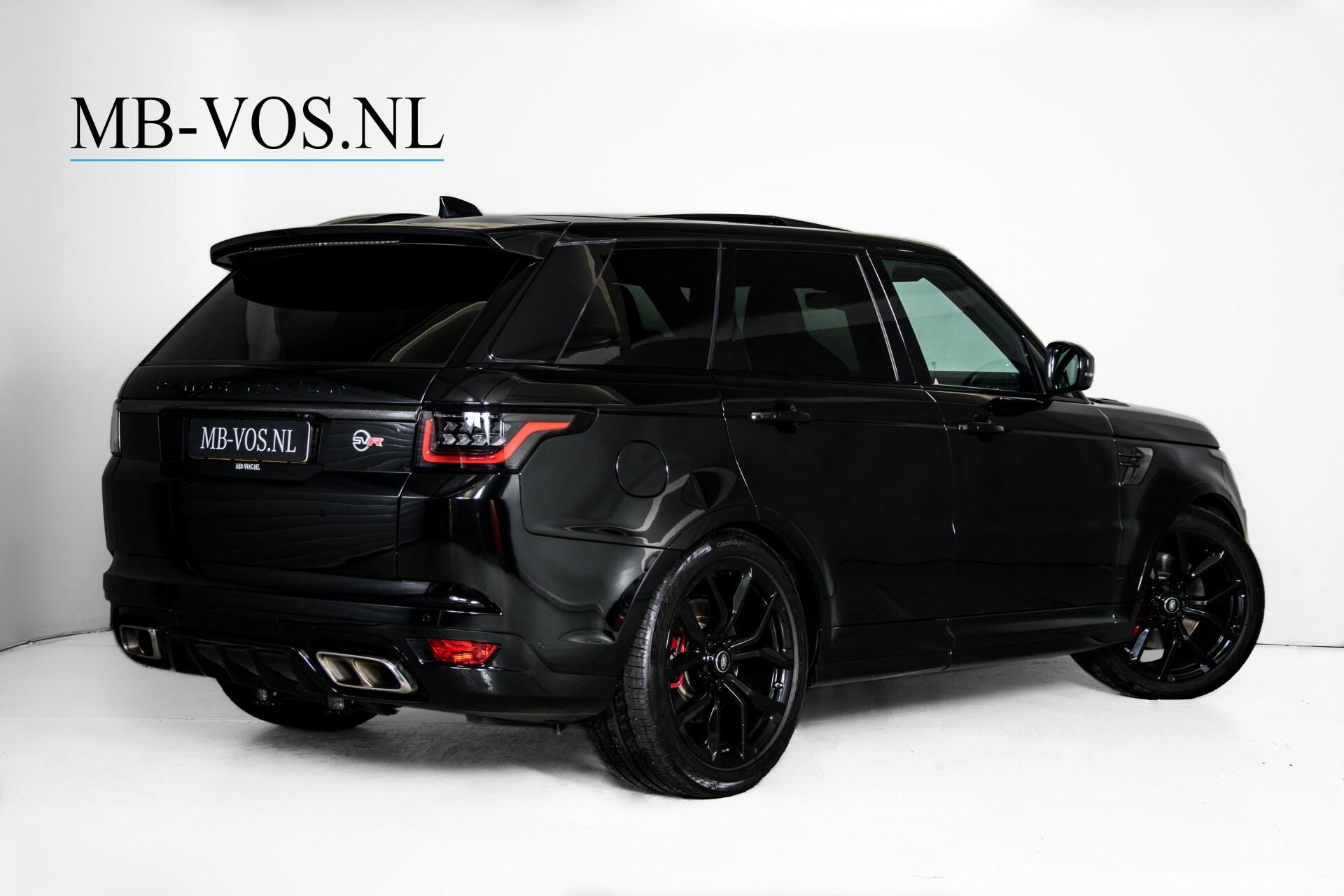 Land Rover Range Rover Sport SVR 5.0 Supercharged 575pk Full Carbon Nieuwprijs €241377 Foto 2