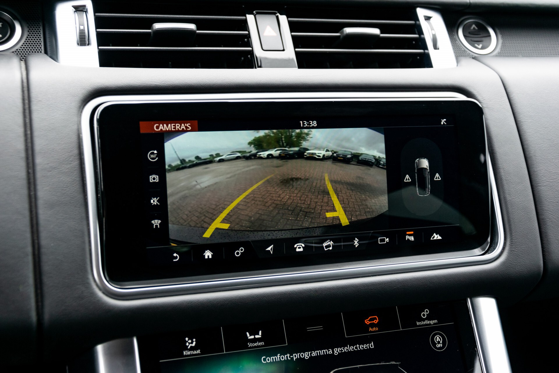 Land Rover Range Rover Sport SVR 5.0 Supercharged 575pk Full Carbon Nieuwprijs €241377 Foto 29