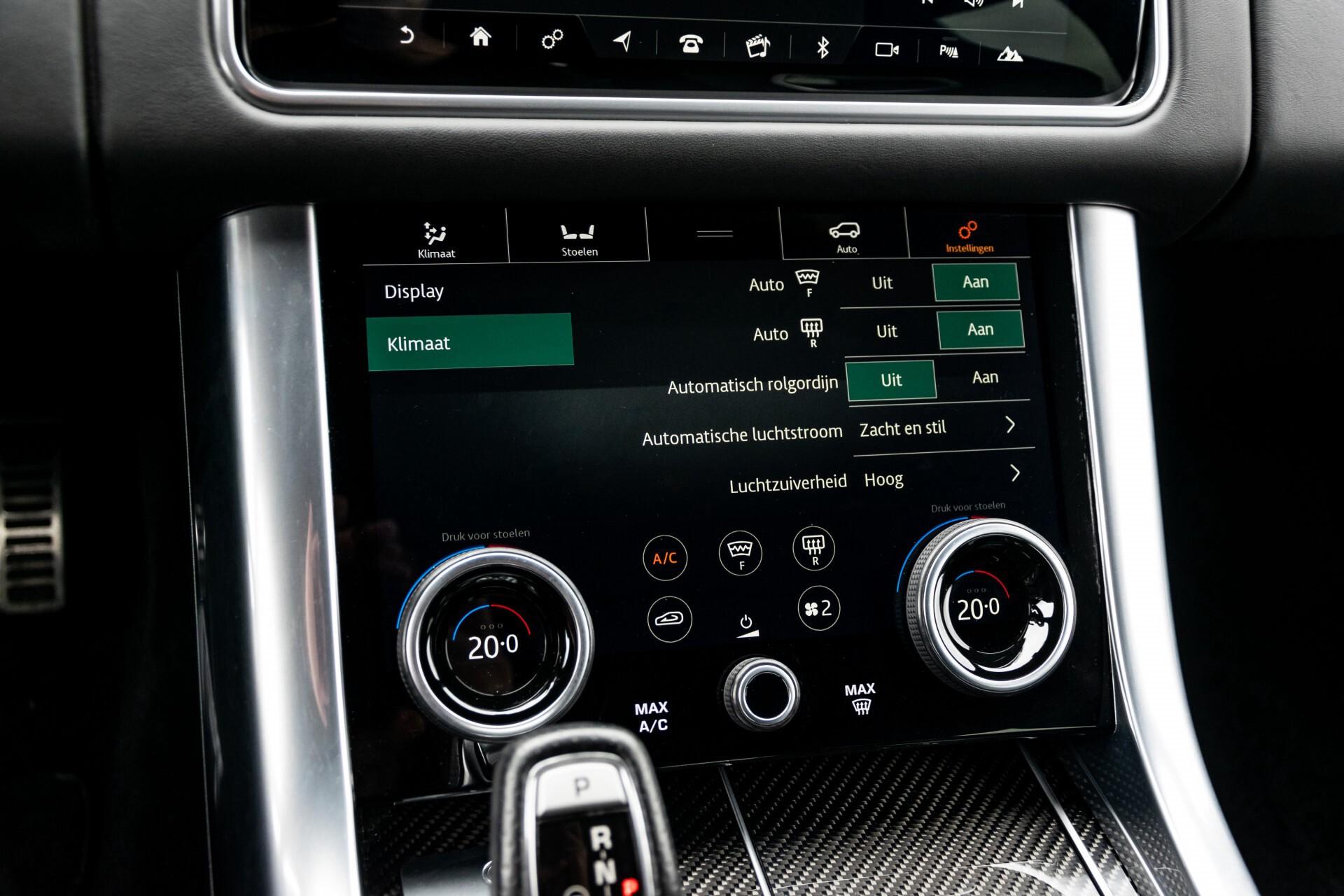 Land Rover Range Rover Sport SVR 5.0 Supercharged 575pk Full Carbon Nieuwprijs €241377 Foto 31