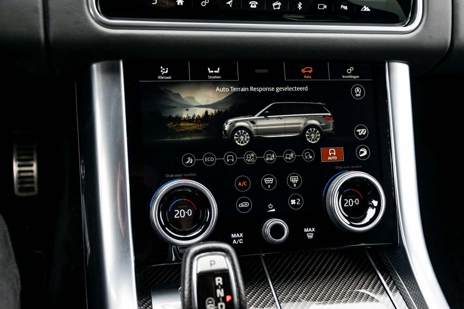 Land Rover Range Rover Sport SVR 5.0 Supercharged 575pk Full Carbon Nieuwprijs €241377 Foto 33