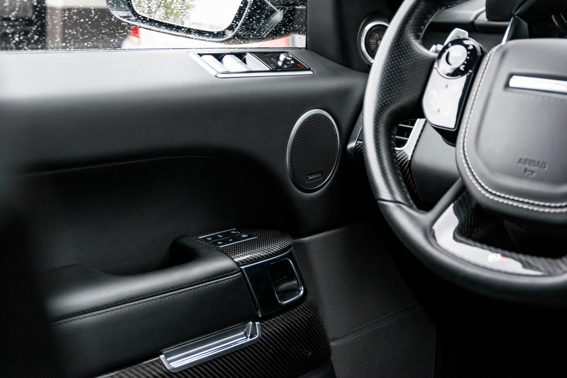 Land Rover Range Rover Sport SVR 5.0 Supercharged 575pk Full Carbon Nieuwprijs €241377 Foto 42