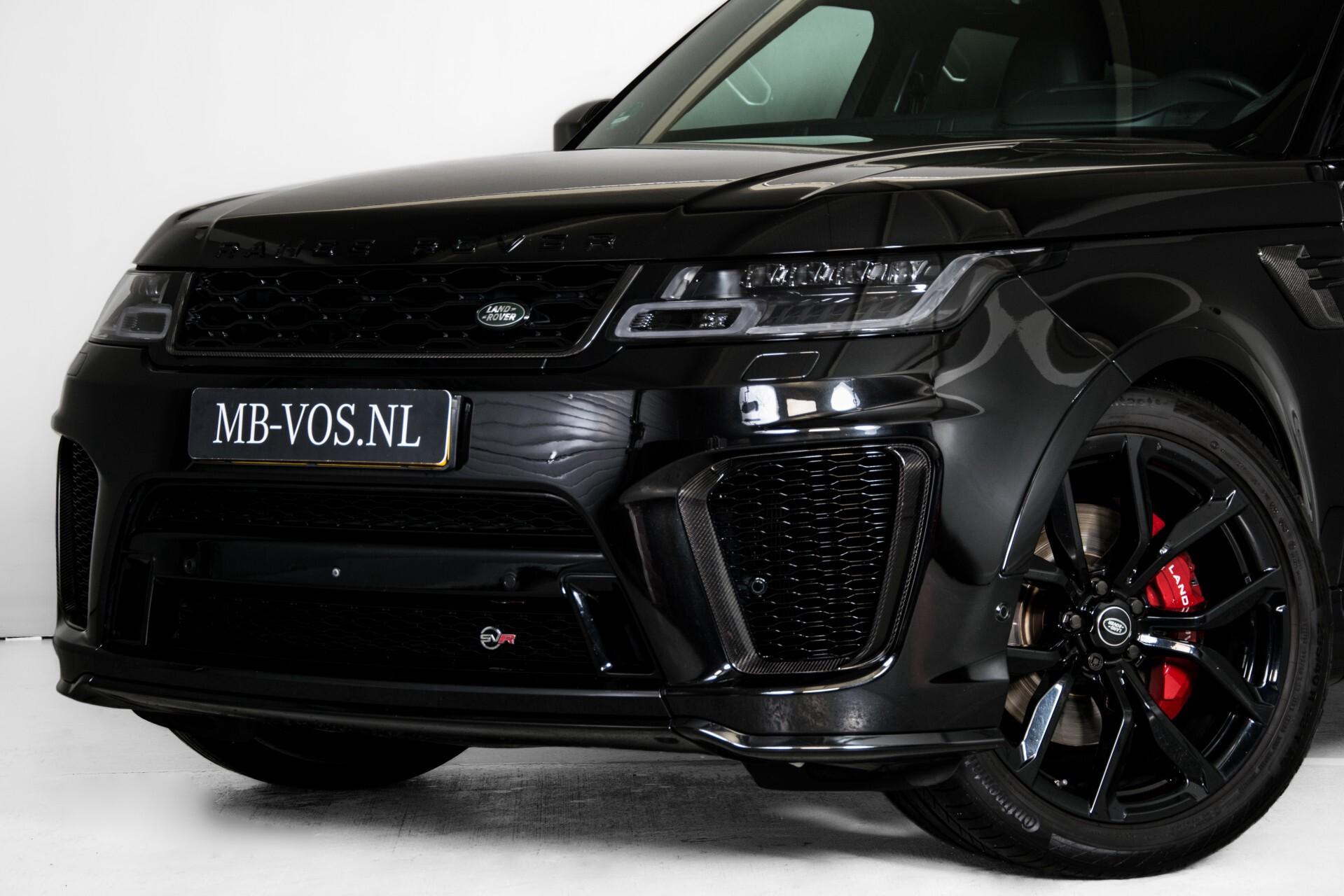 Land Rover Range Rover Sport SVR 5.0 Supercharged 575pk Full Carbon Nieuwprijs €241377 Foto 56