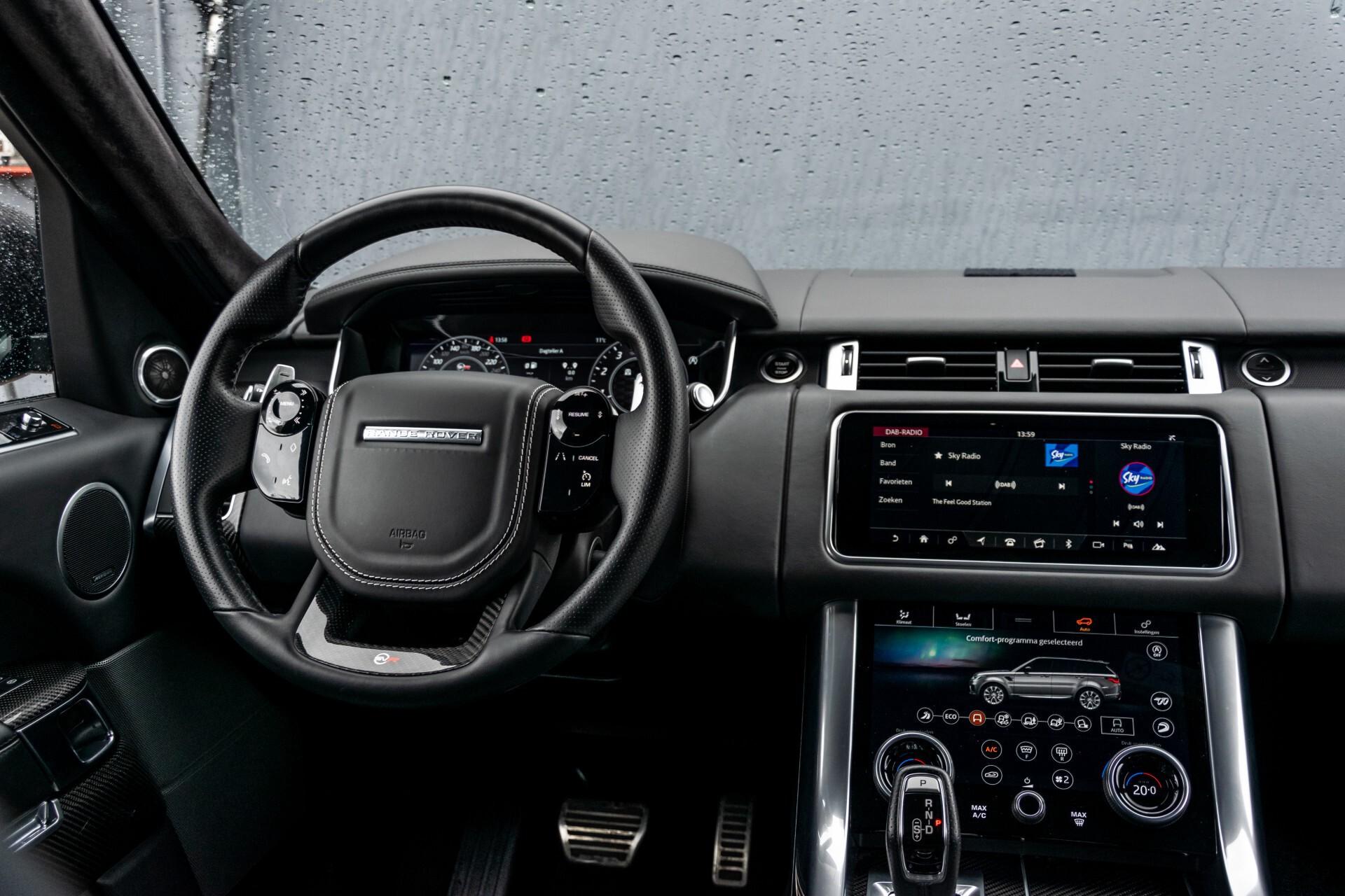 Land Rover Range Rover Sport SVR 5.0 Supercharged 575pk Full Carbon Nieuwprijs €241377 Foto 6