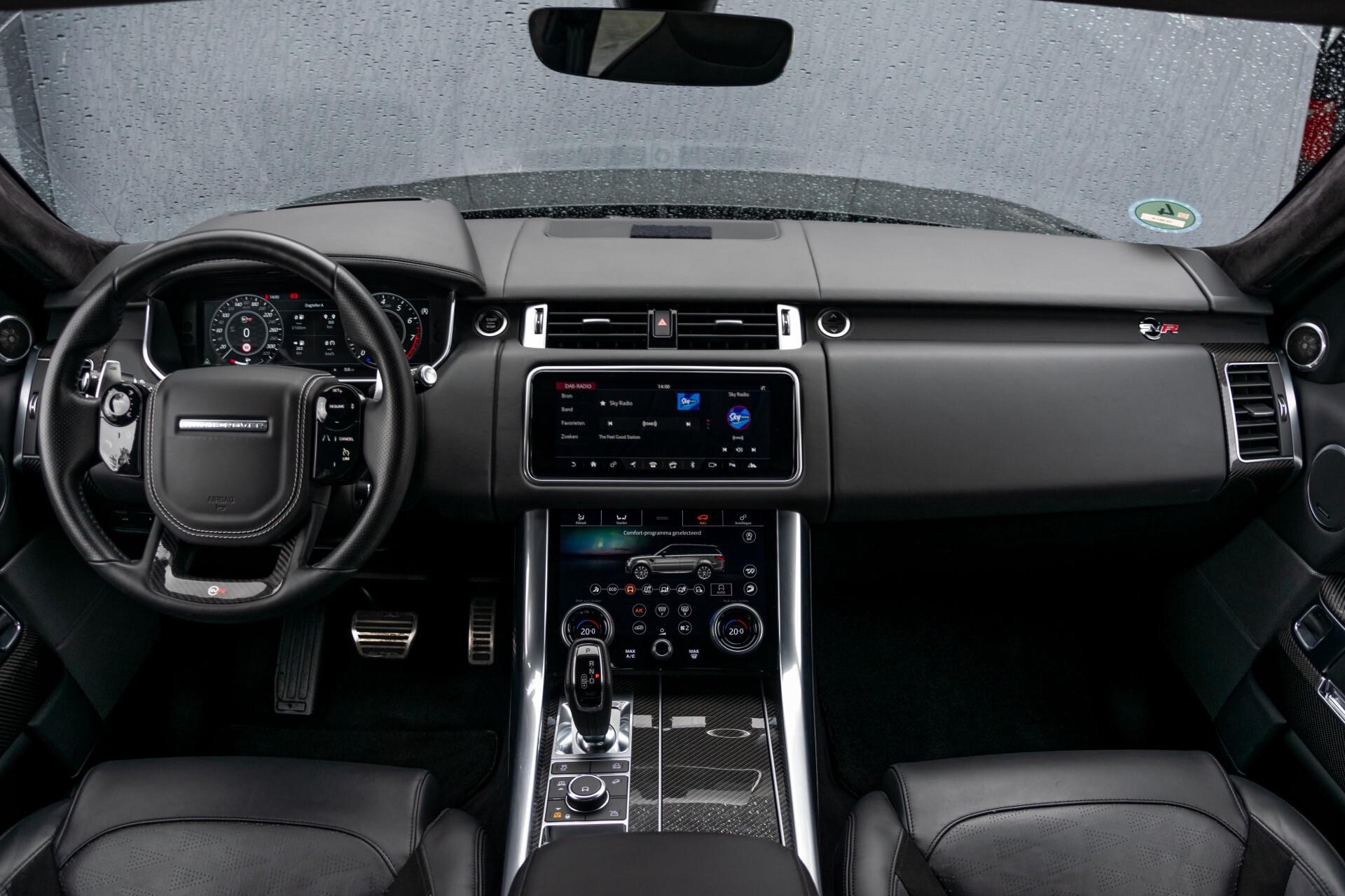 Land Rover Range Rover Sport SVR 5.0 Supercharged 575pk Full Carbon Nieuwprijs €241377 Foto 8
