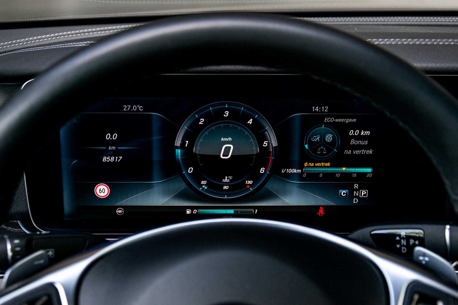 "Mercedes-Benz E-Klasse 220 d AMG Night Panorama/Widescreen/Burmester/20""/Wegklapbare trekhaak Aut9 Foto 12"