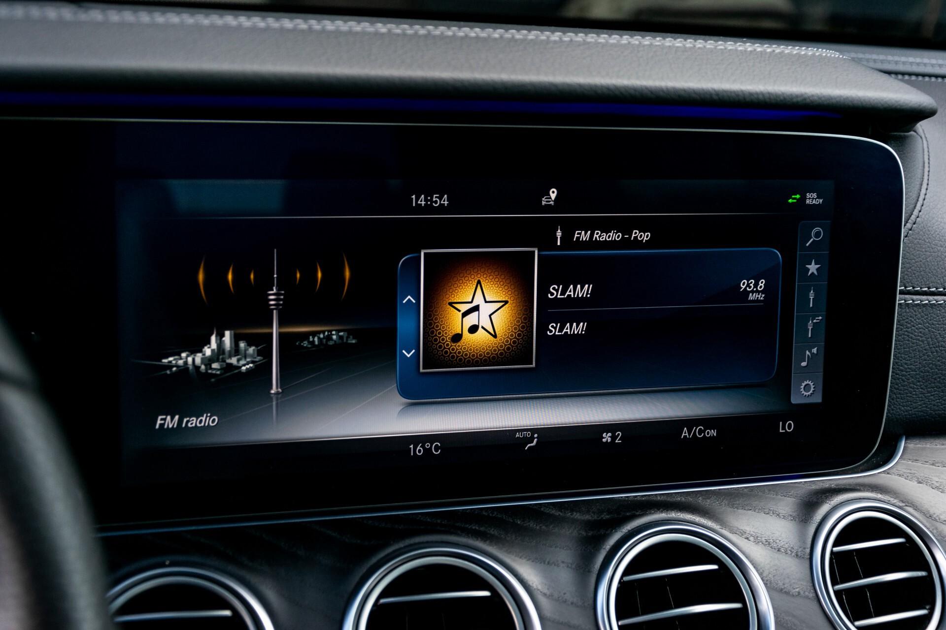 "Mercedes-Benz E-Klasse 220 d AMG Night Panorama/Widescreen/Burmester/20""/Wegklapbare trekhaak Aut9 Foto 18"