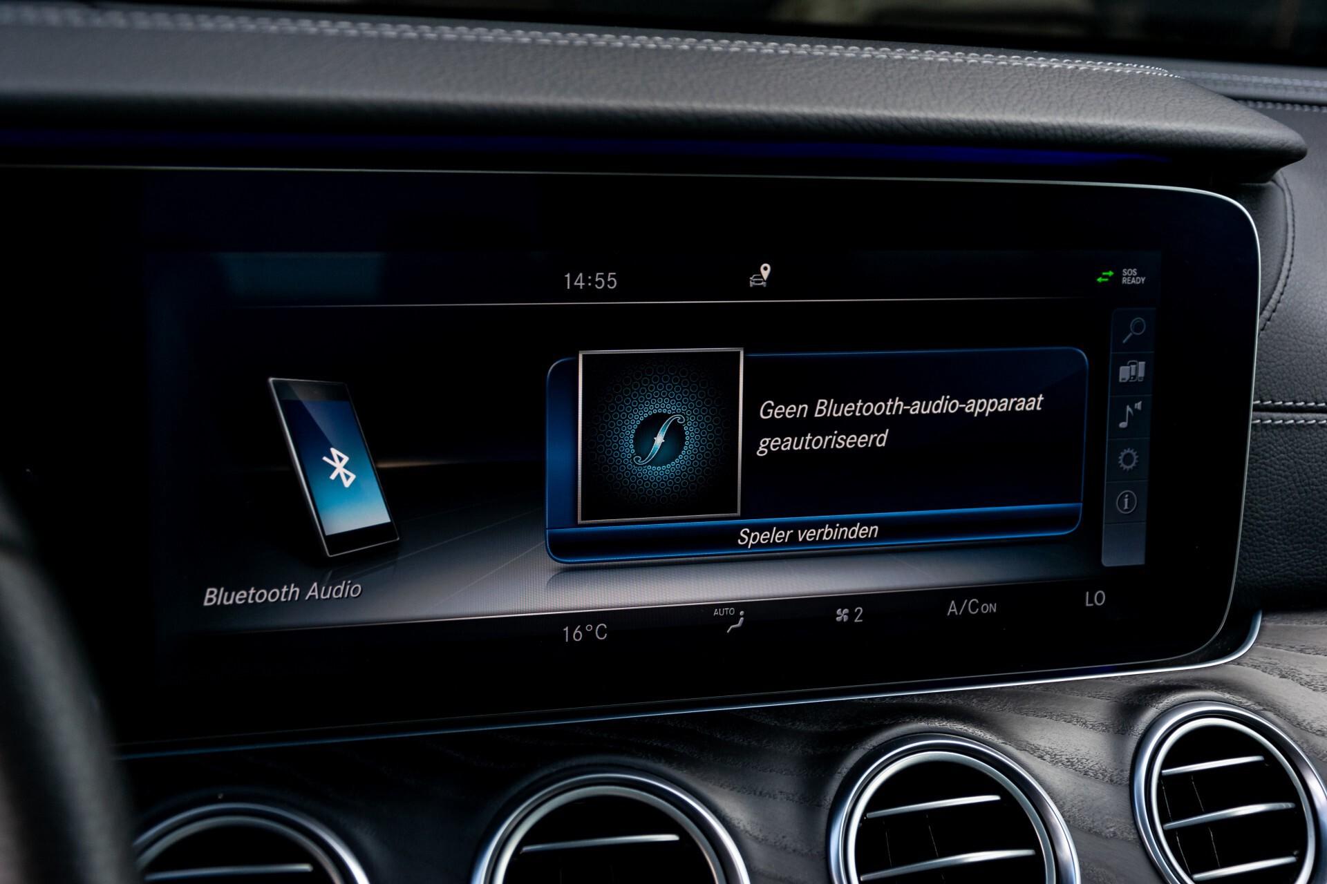 "Mercedes-Benz E-Klasse 220 d AMG Night Panorama/Widescreen/Burmester/20""/Wegklapbare trekhaak Aut9 Foto 20"