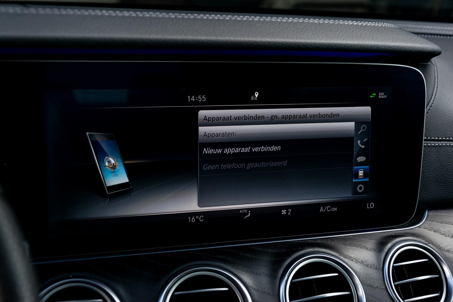 "Mercedes-Benz E-Klasse 220 d AMG Night Panorama/Widescreen/Burmester/20""/Wegklapbare trekhaak Aut9 Foto 22"