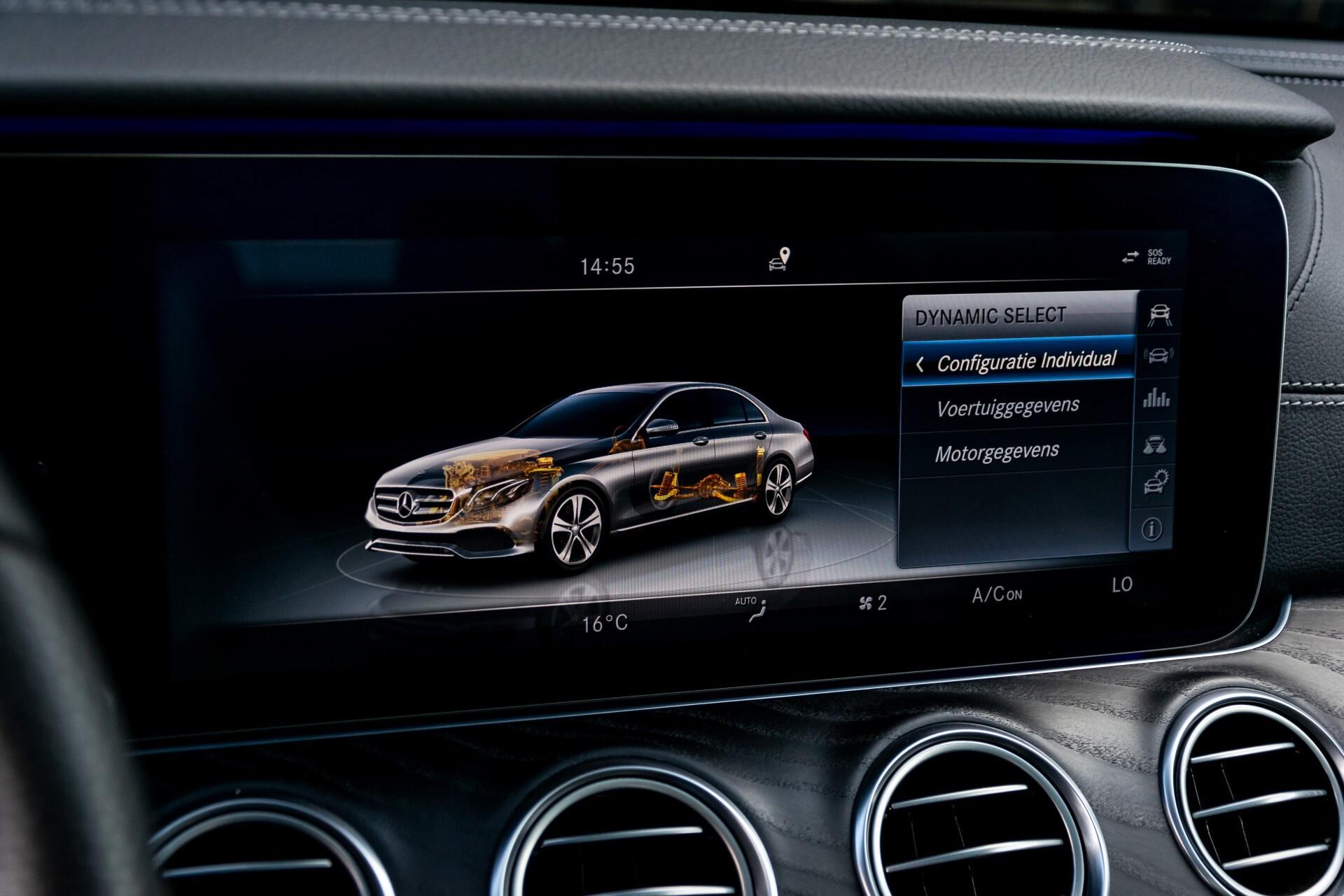 "Mercedes-Benz E-Klasse 220 d AMG Night Panorama/Widescreen/Burmester/20""/Wegklapbare trekhaak Aut9 Foto 24"