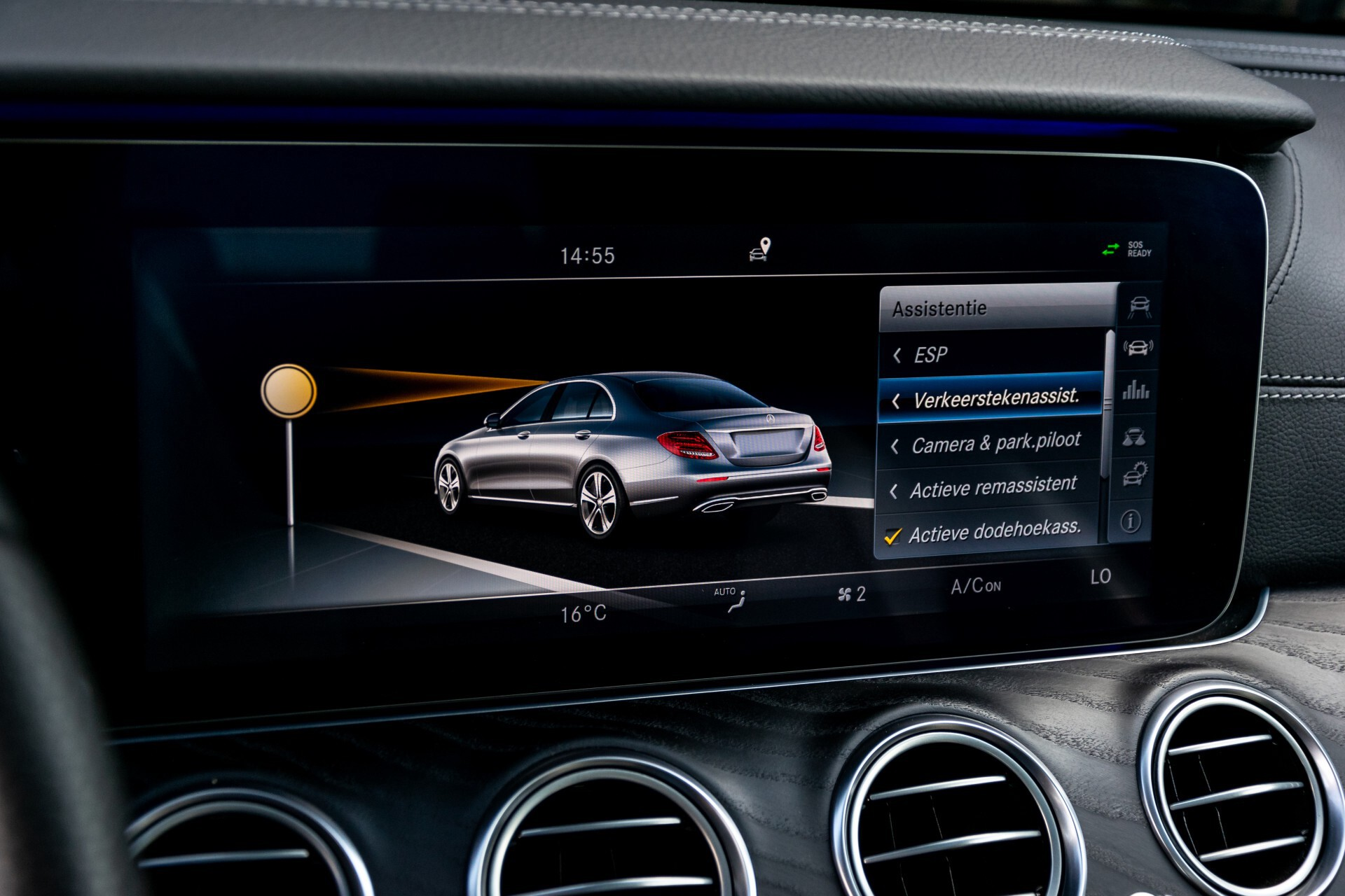 "Mercedes-Benz E-Klasse 220 d AMG Night Panorama/Widescreen/Burmester/20""/Wegklapbare trekhaak Aut9 Foto 26"