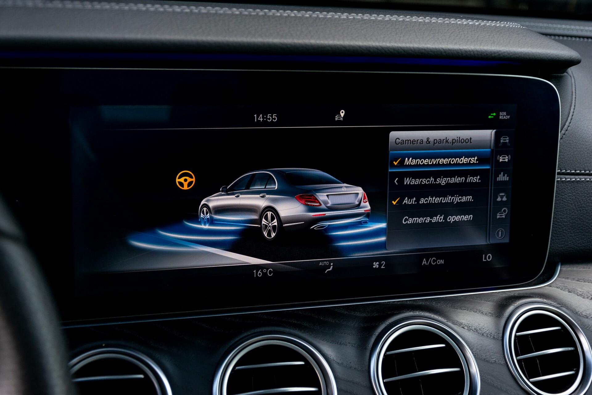 "Mercedes-Benz E-Klasse 220 d AMG Night Panorama/Widescreen/Burmester/20""/Wegklapbare trekhaak Aut9 Foto 28"