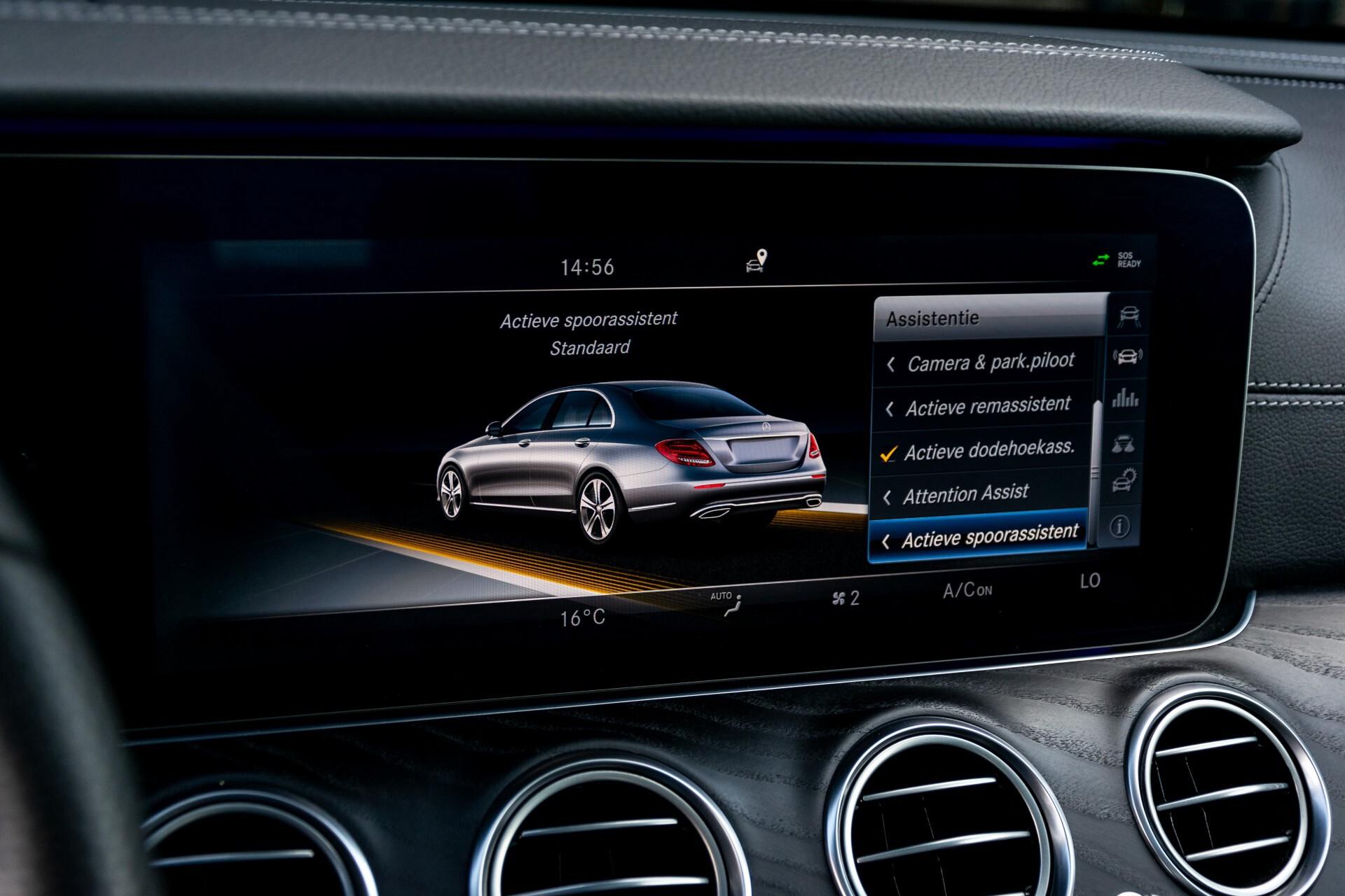 "Mercedes-Benz E-Klasse 220 d AMG Night Panorama/Widescreen/Burmester/20""/Wegklapbare trekhaak Aut9 Foto 34"