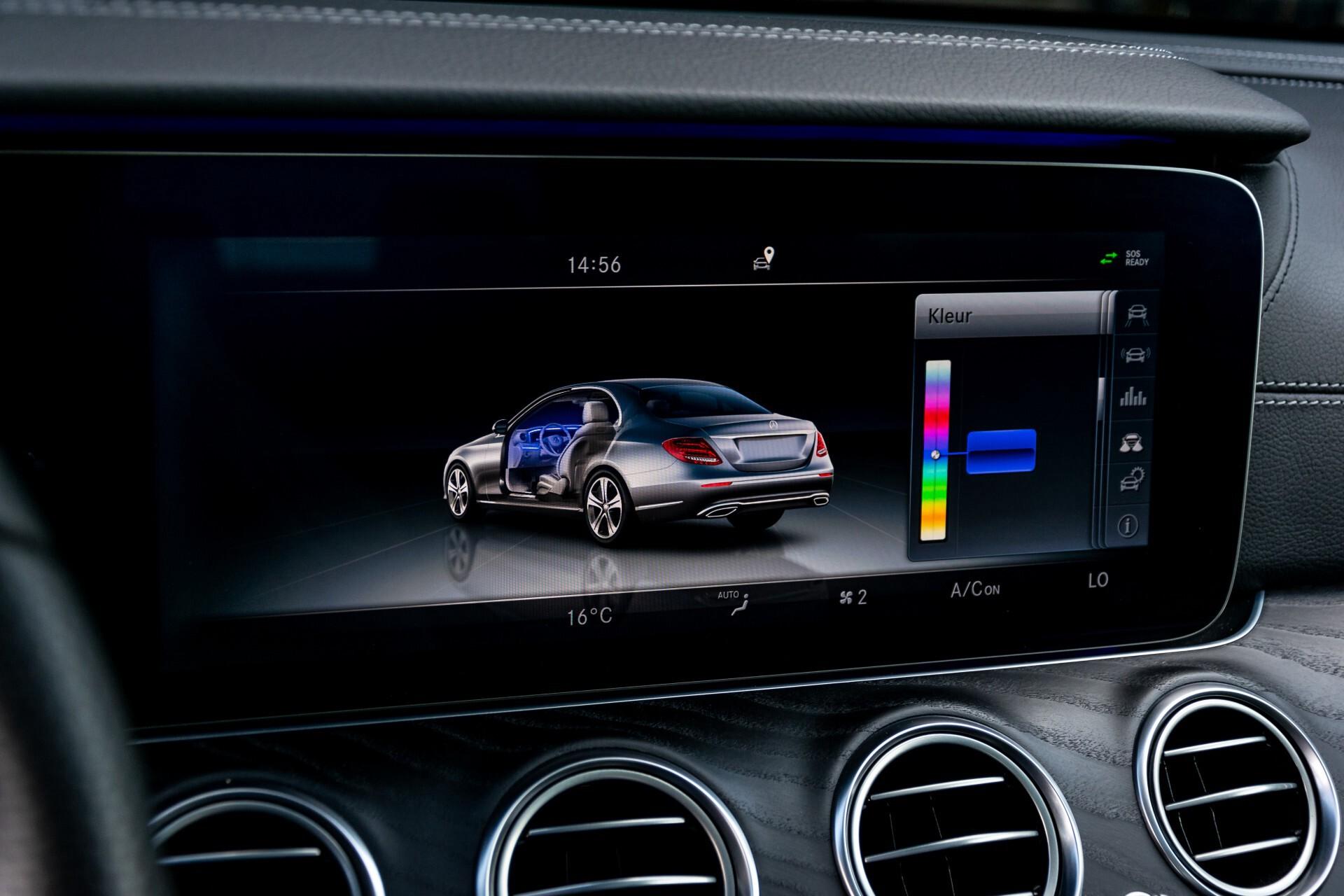 "Mercedes-Benz E-Klasse 220 d AMG Night Panorama/Widescreen/Burmester/20""/Wegklapbare trekhaak Aut9 Foto 36"