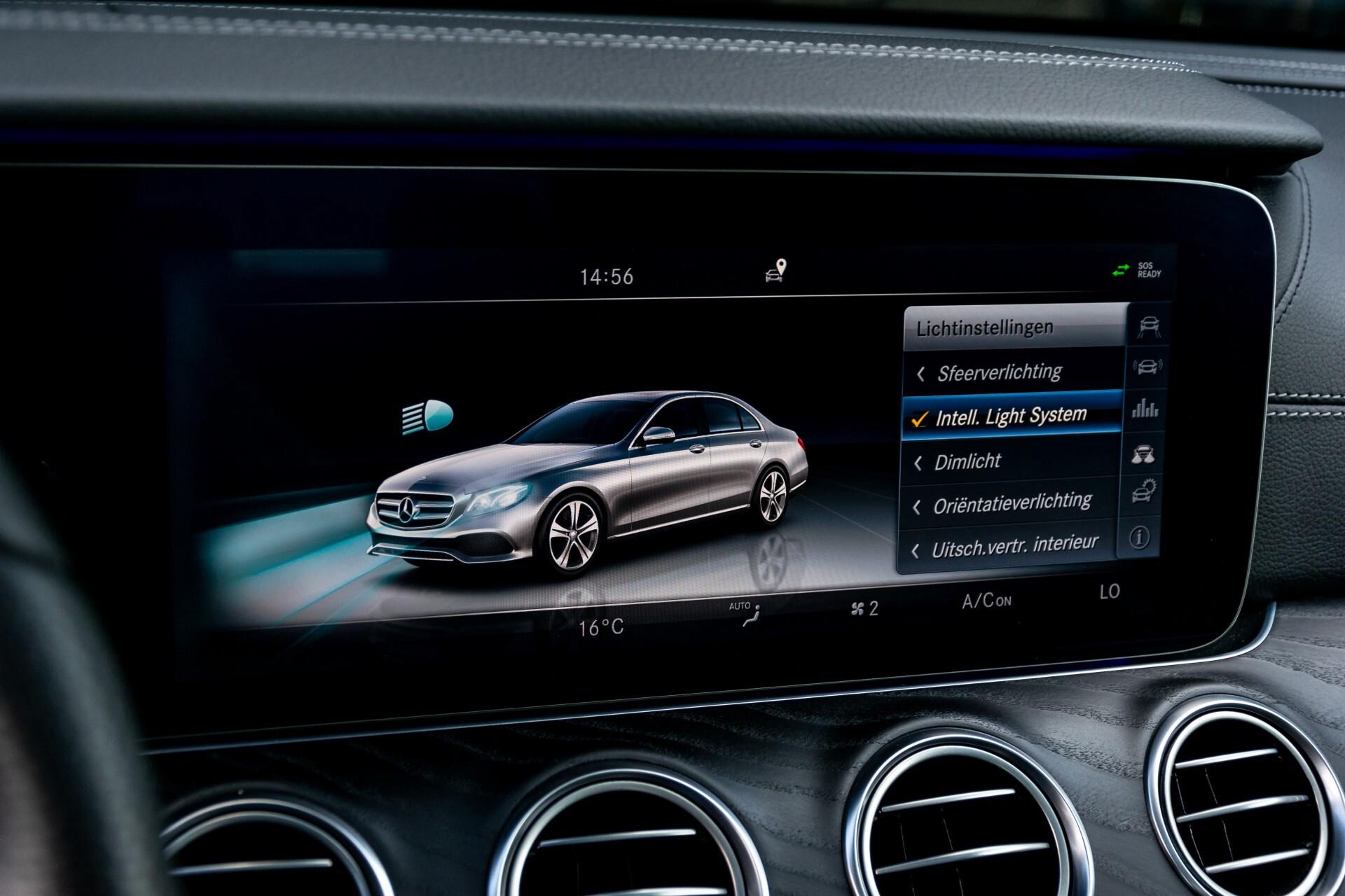 "Mercedes-Benz E-Klasse 220 d AMG Night Panorama/Widescreen/Burmester/20""/Wegklapbare trekhaak Aut9 Foto 38"