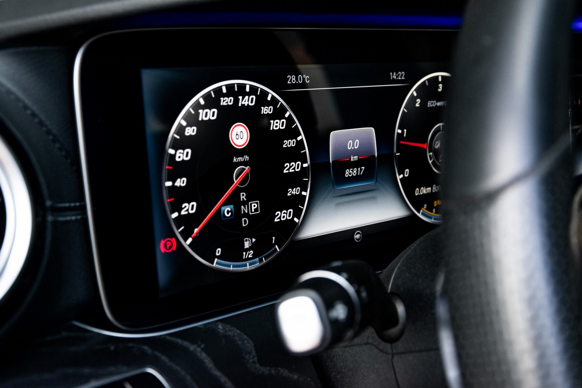 "Mercedes-Benz E-Klasse 220 d AMG Night Panorama/Widescreen/Burmester/20""/Wegklapbare trekhaak Aut9 Foto 41"