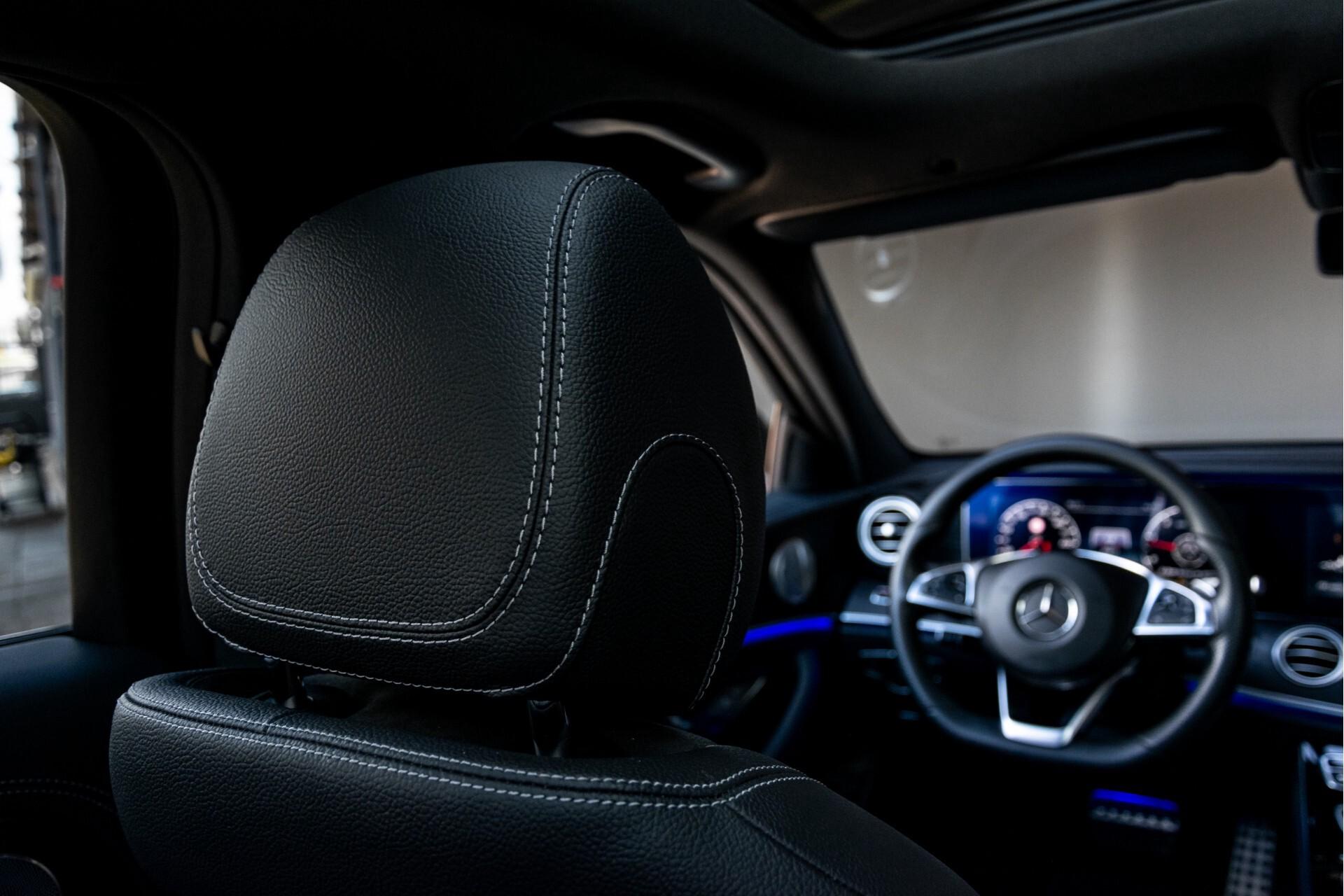 "Mercedes-Benz E-Klasse 220 d AMG Night Panorama/Widescreen/Burmester/20""/Wegklapbare trekhaak Aut9 Foto 47"