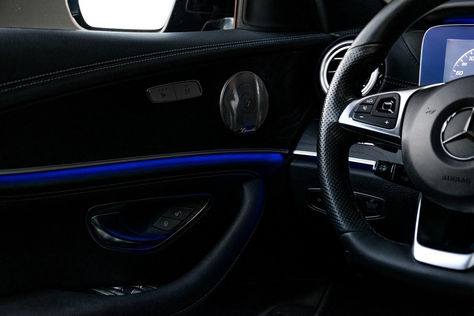 "Mercedes-Benz E-Klasse 220 d AMG Night Panorama/Widescreen/Burmester/20""/Wegklapbare trekhaak Aut9 Foto 50"