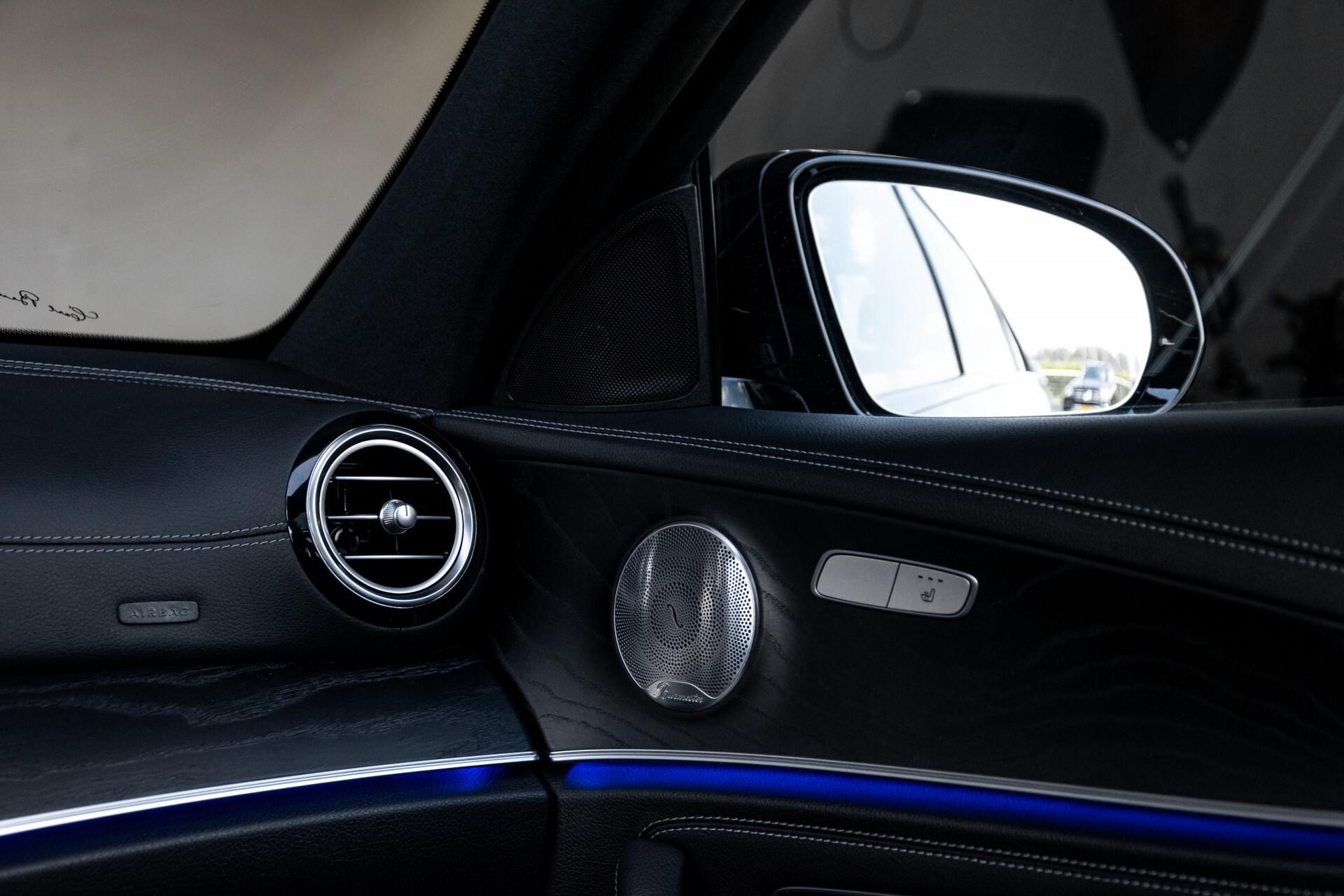 "Mercedes-Benz E-Klasse 220 d AMG Night Panorama/Widescreen/Burmester/20""/Wegklapbare trekhaak Aut9 Foto 51"