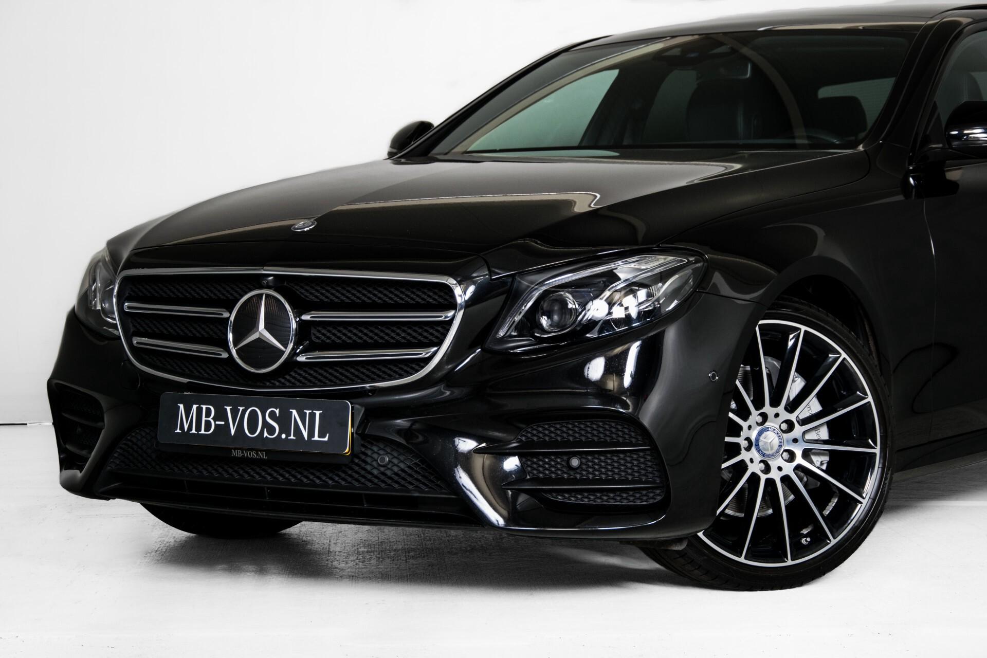"Mercedes-Benz E-Klasse 220 d AMG Night Panorama/Widescreen/Burmester/20""/Wegklapbare trekhaak Aut9 Foto 57"