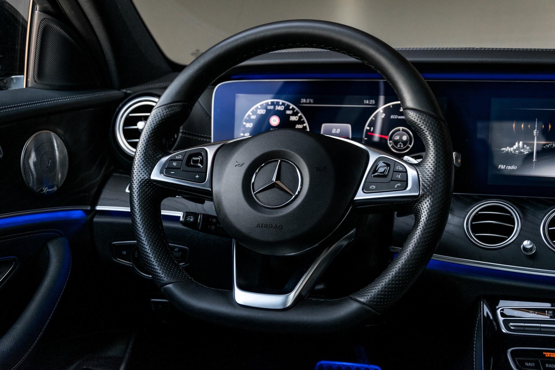 "Mercedes-Benz E-Klasse 220 d AMG Night Panorama/Widescreen/Burmester/20""/Wegklapbare trekhaak Aut9 Foto 7"