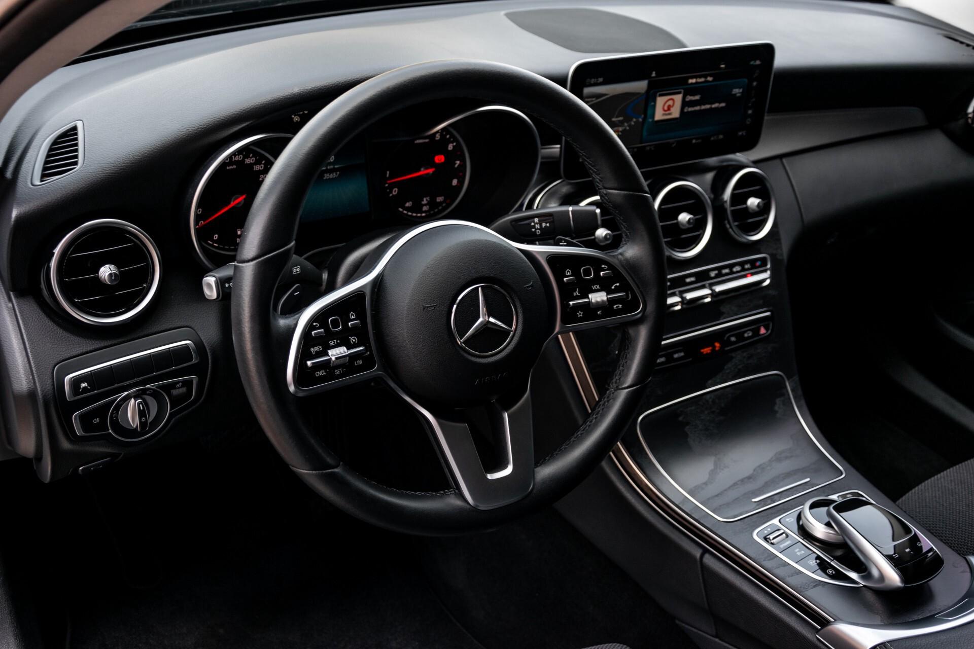 Mercedes-Benz C-Klasse 180 Avantgarde Advanced/Schuifdak/Groot Navi Aut9 Foto 16