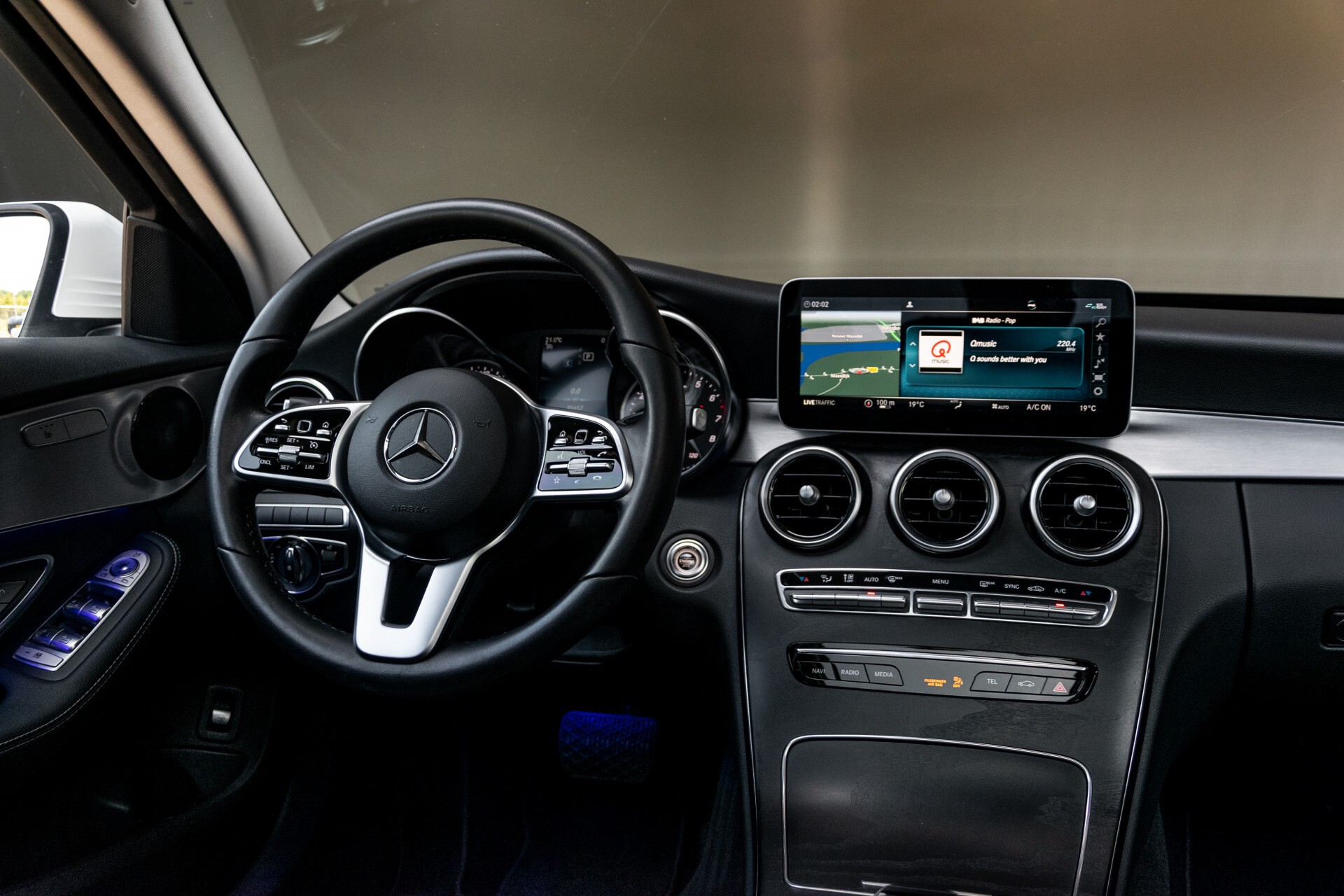 Mercedes-Benz C-Klasse 180 Avantgarde Advanced/Schuifdak/Groot Navi Aut9 Foto 7